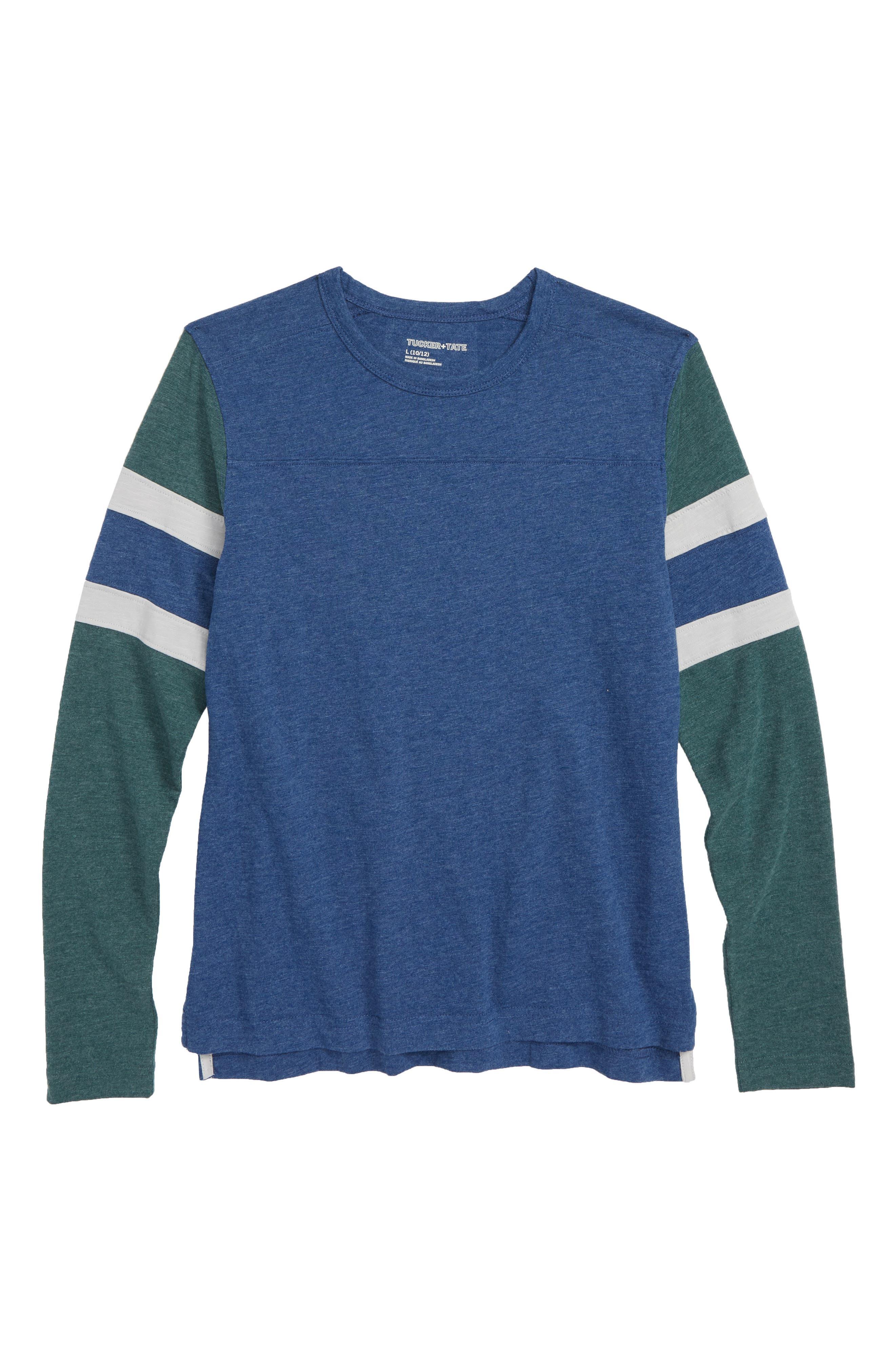 Football Jersey T-Shirt,                             Main thumbnail 1, color,                             401