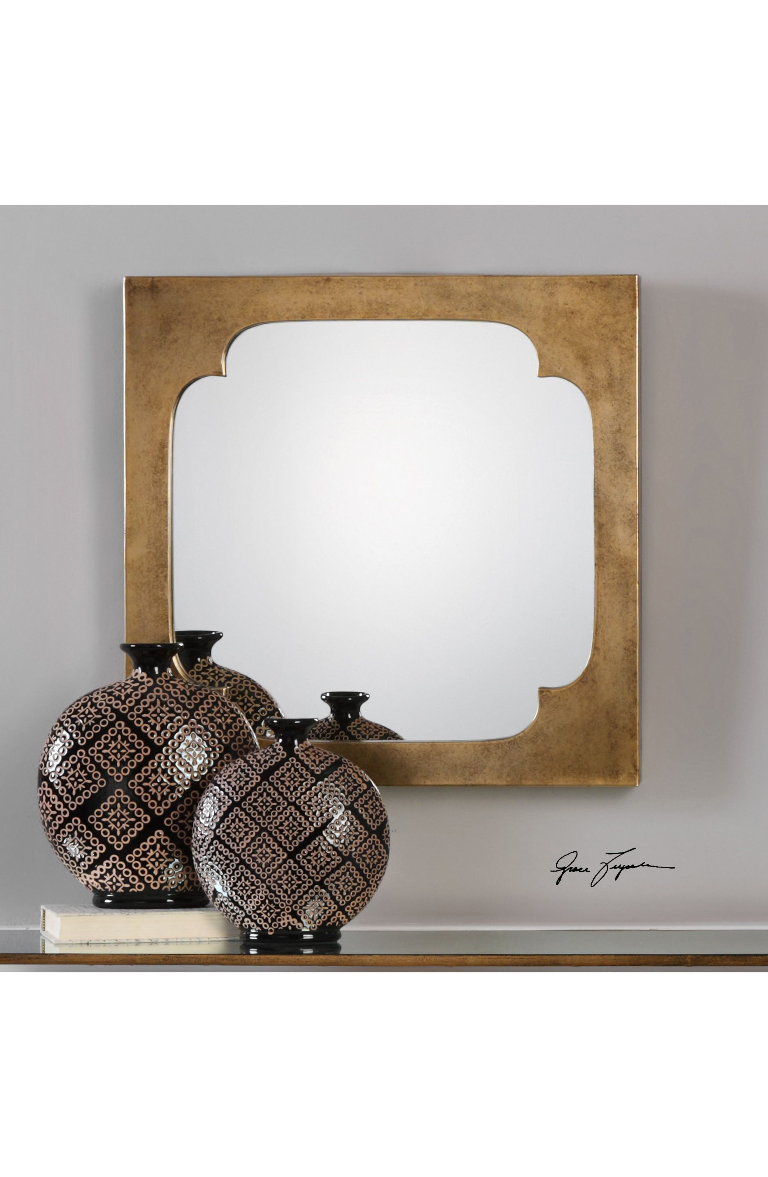 Rania Wall Mirror,                             Alternate thumbnail 2, color,                             200
