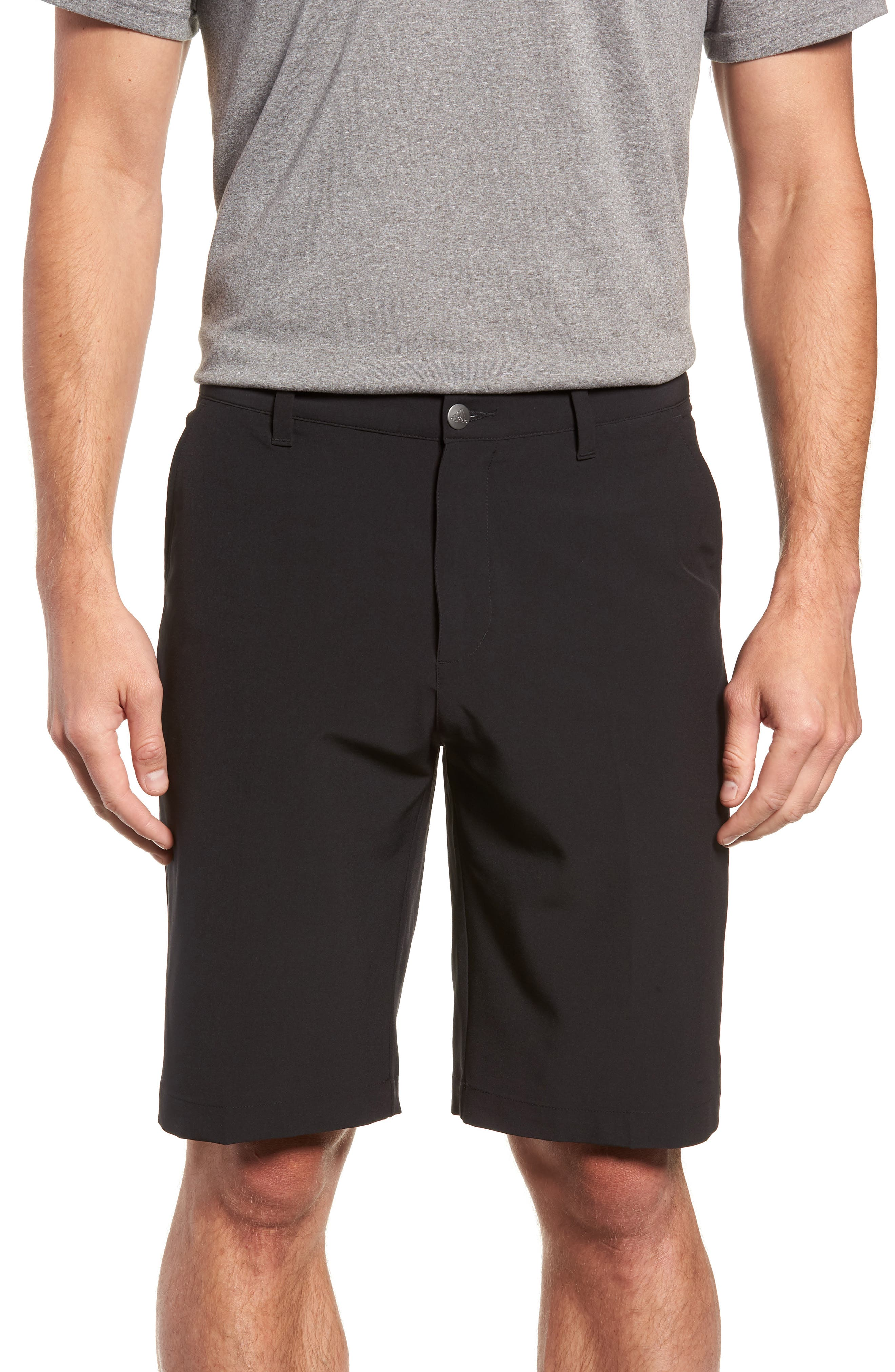adidas Essentials Ultimate 365 Regular Fit Shorts,                         Main,                         color, 001