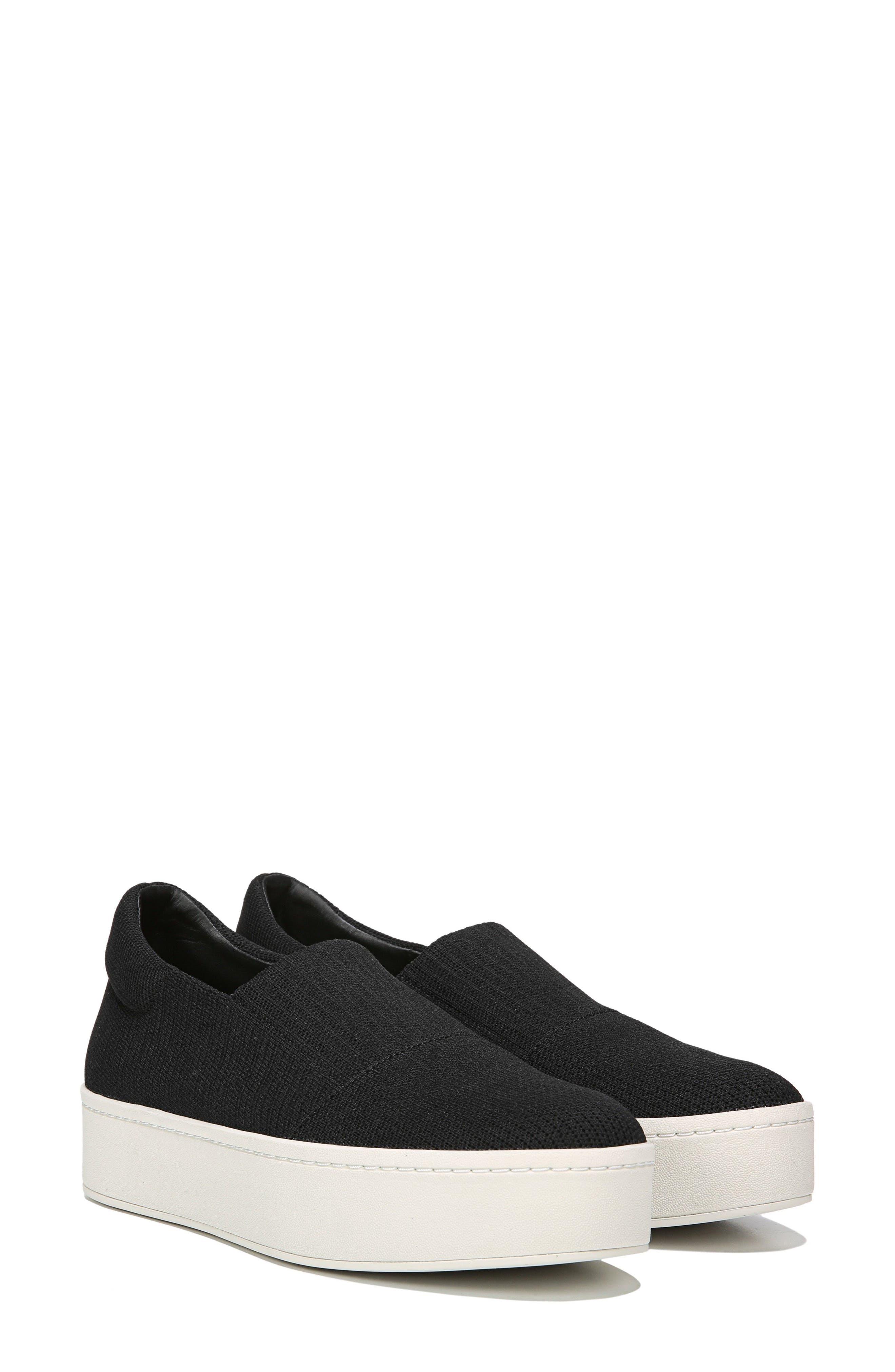 Walsh Slip-On Sneaker,                             Alternate thumbnail 7, color,                             001