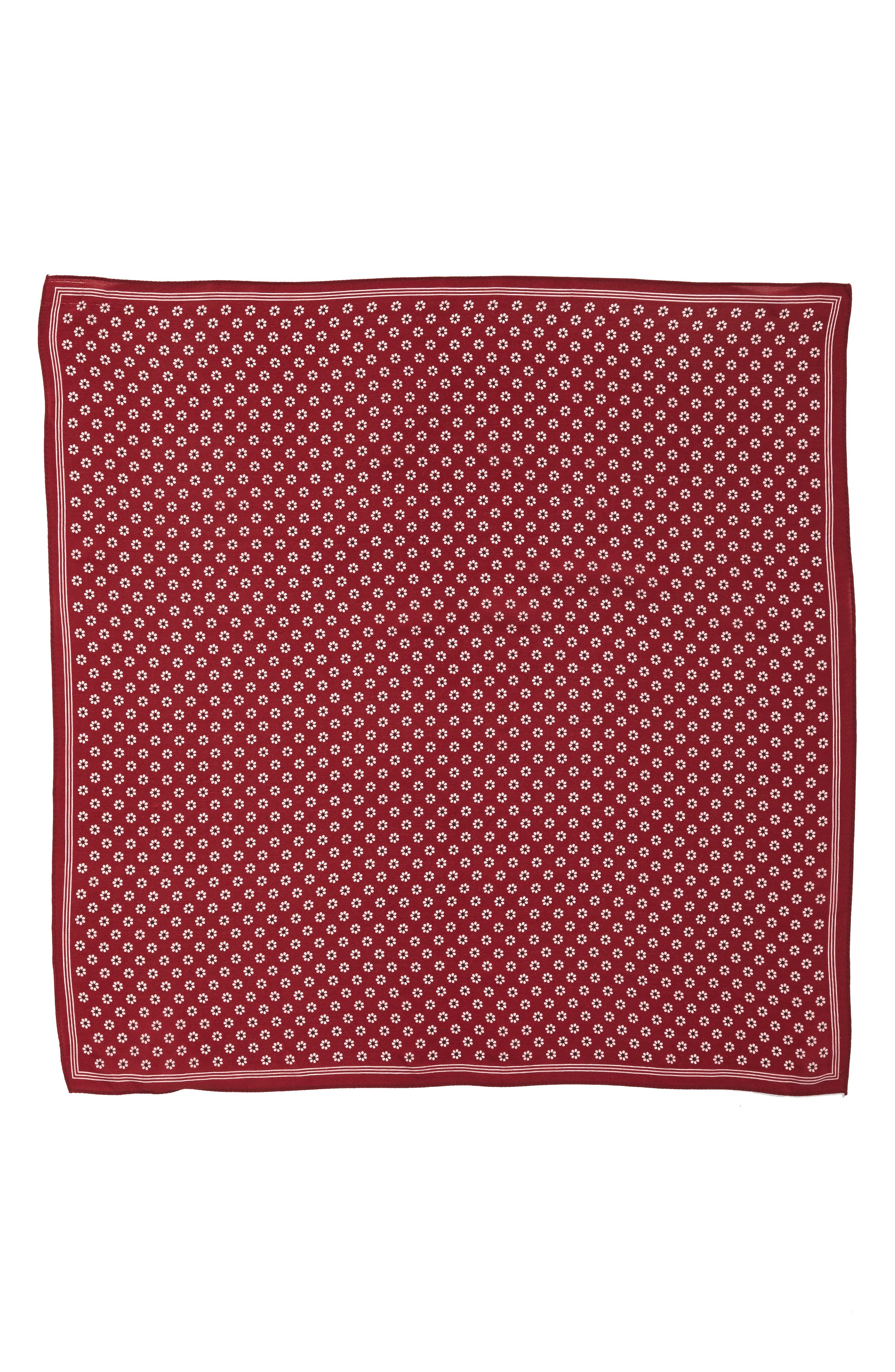 Silk Bandana,                             Alternate thumbnail 30, color,