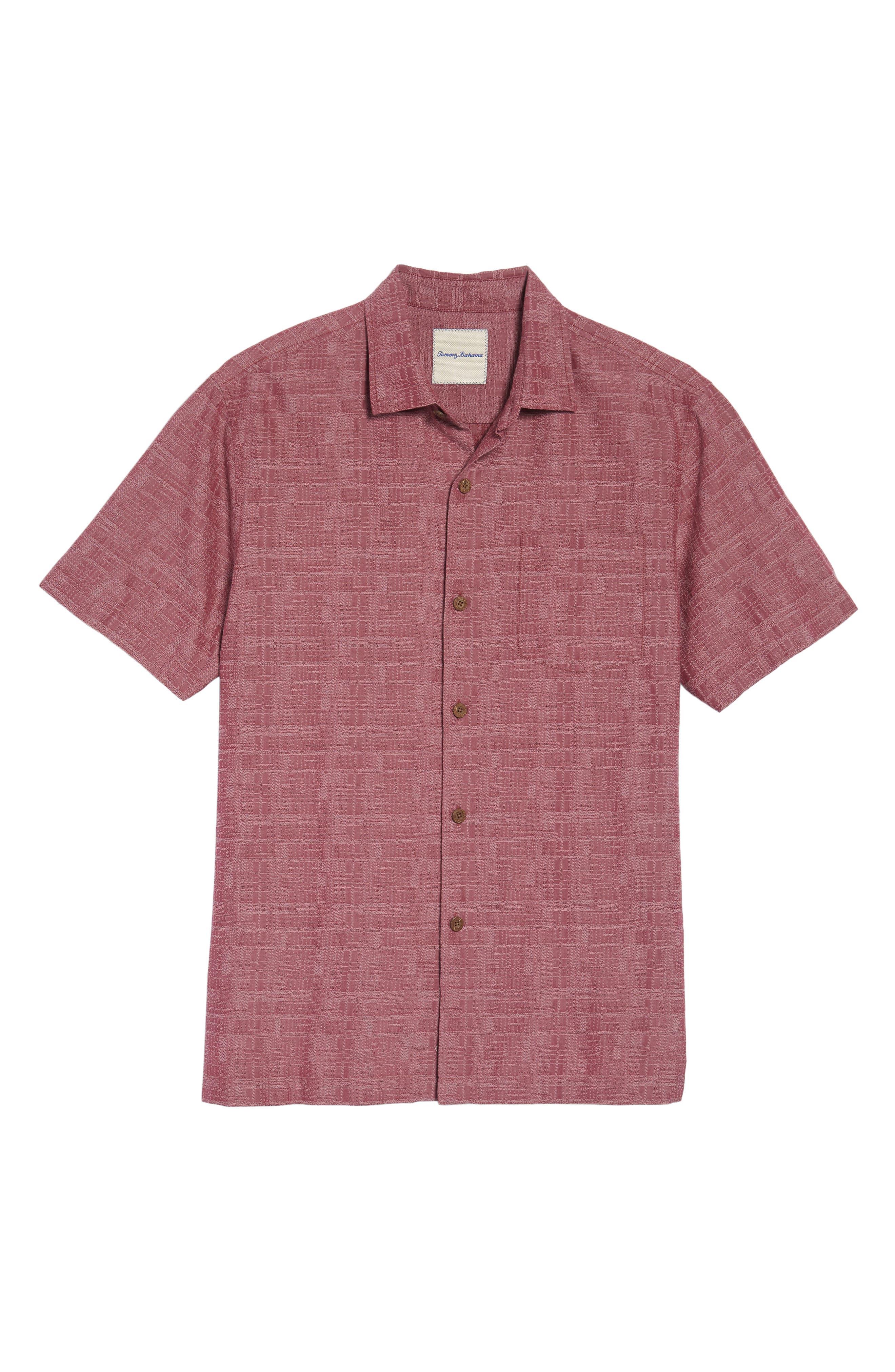 Oceanside Woven Shirt,                             Alternate thumbnail 36, color,