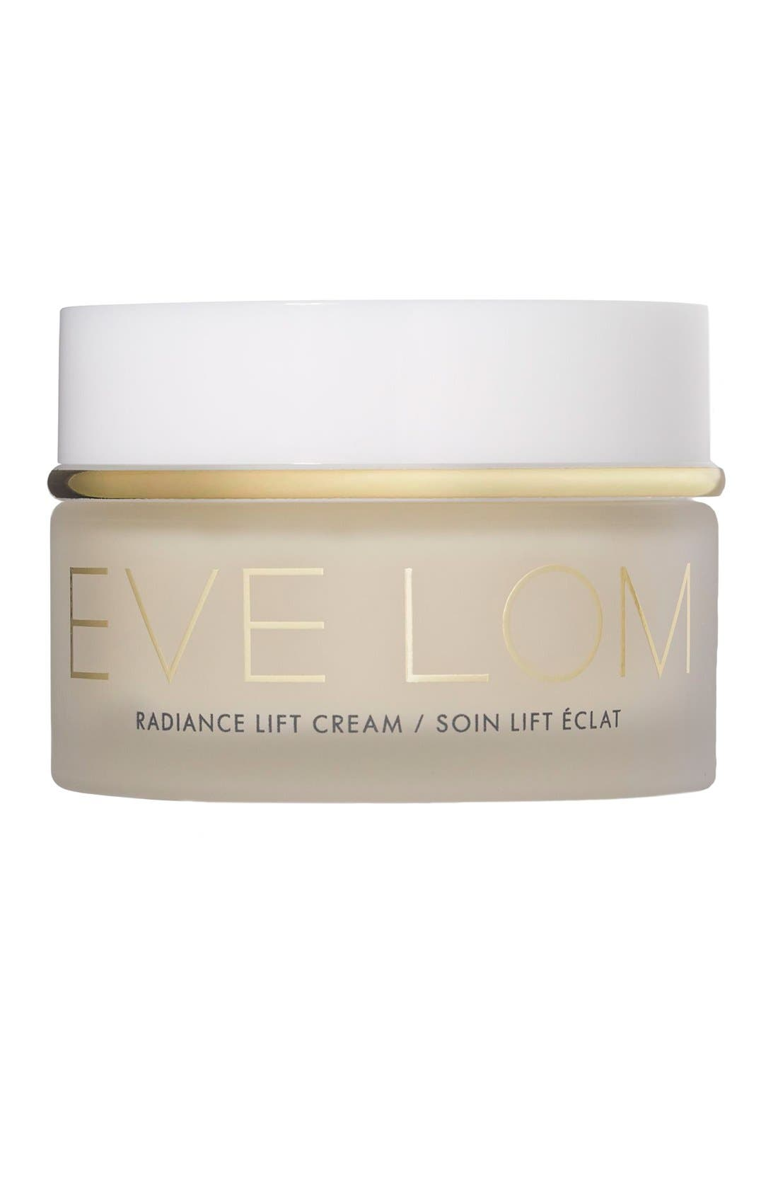 EVE LOM,                             SPACE.NK.apothecary EVE LOM Radiance Lift Cream,                             Alternate thumbnail 5, color,                             000