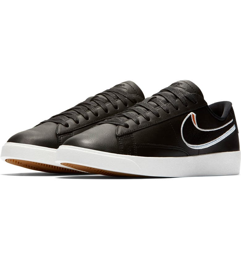 timeless design f3475 c43fa Nike Blazer Low Lx Sneaker In Black  Royal Tint  Monarch