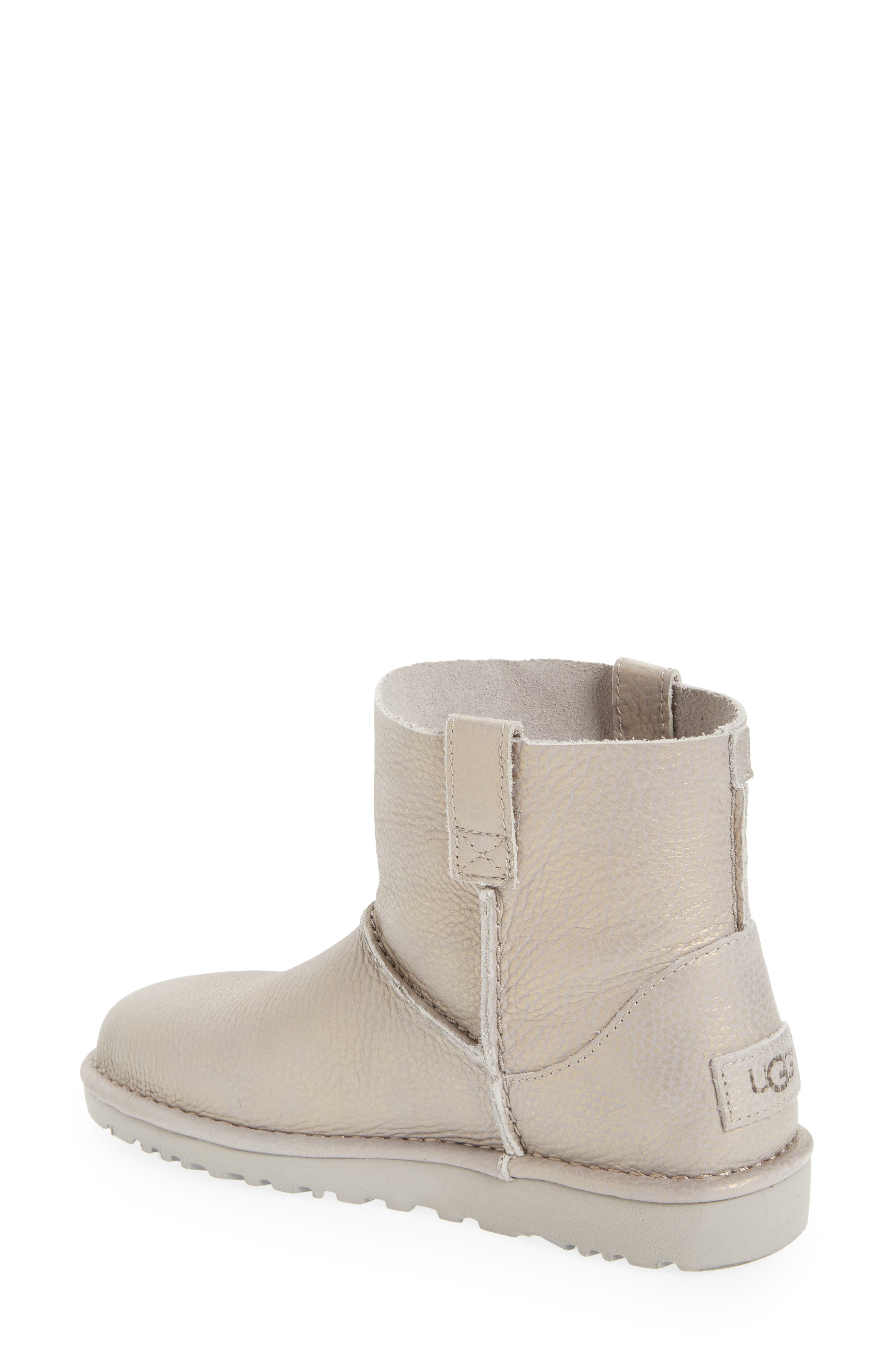 UGG<SUP>®</SUP>,                             Classic Unlined Mini Boot,                             Alternate thumbnail 2, color,                             040