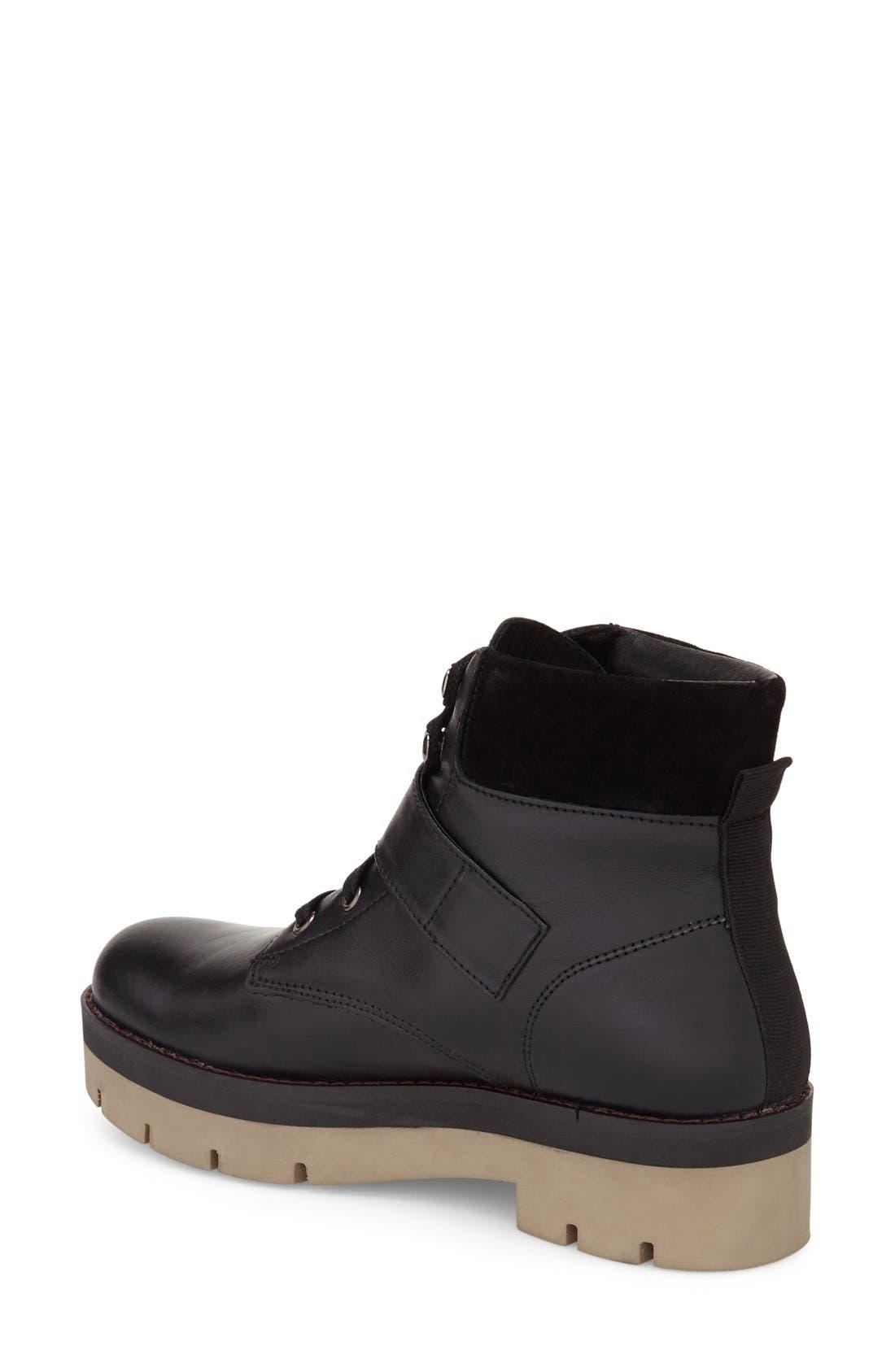 Autumn Platform Boot,                             Alternate thumbnail 2, color,                             001