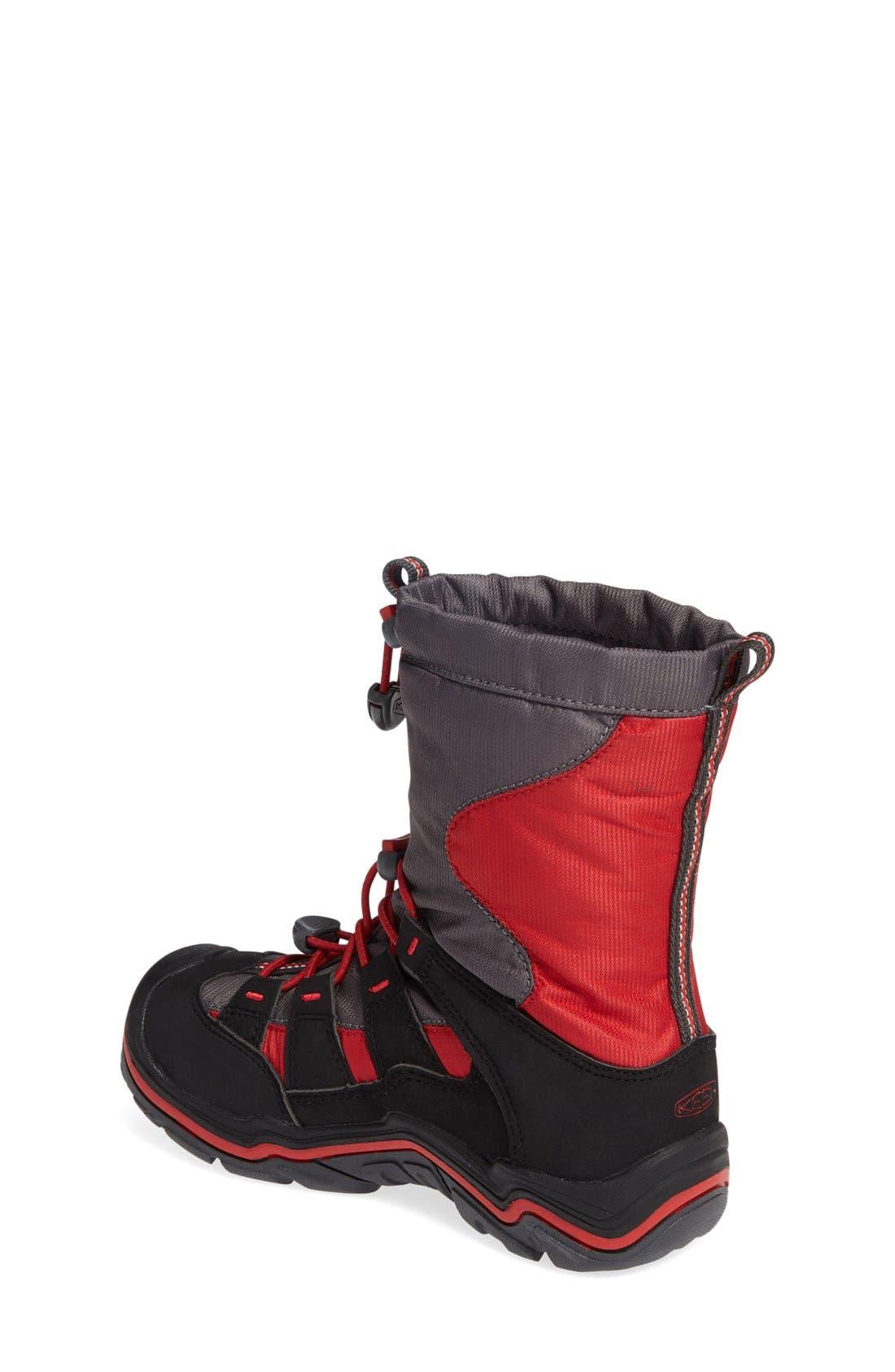 Winterport II Waterproof Boot,                             Alternate thumbnail 8, color,