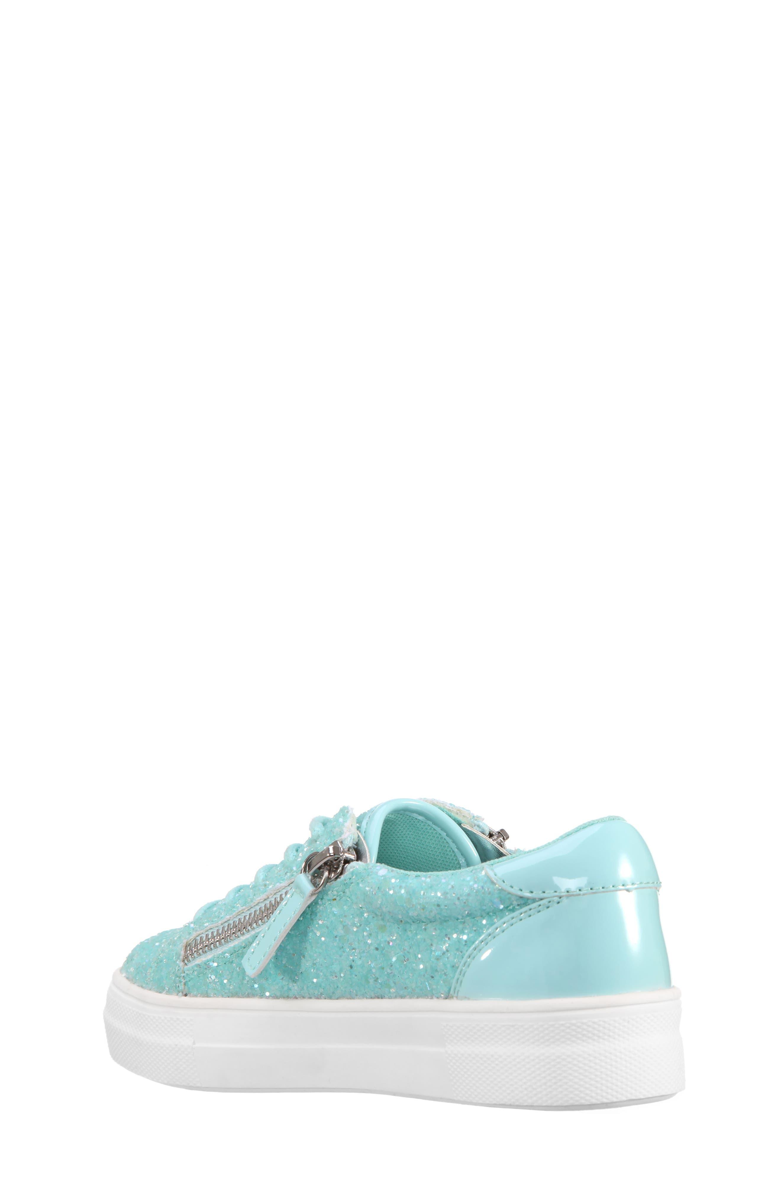 Jennalyn Glitter Sneaker,                             Alternate thumbnail 2, color,                             440