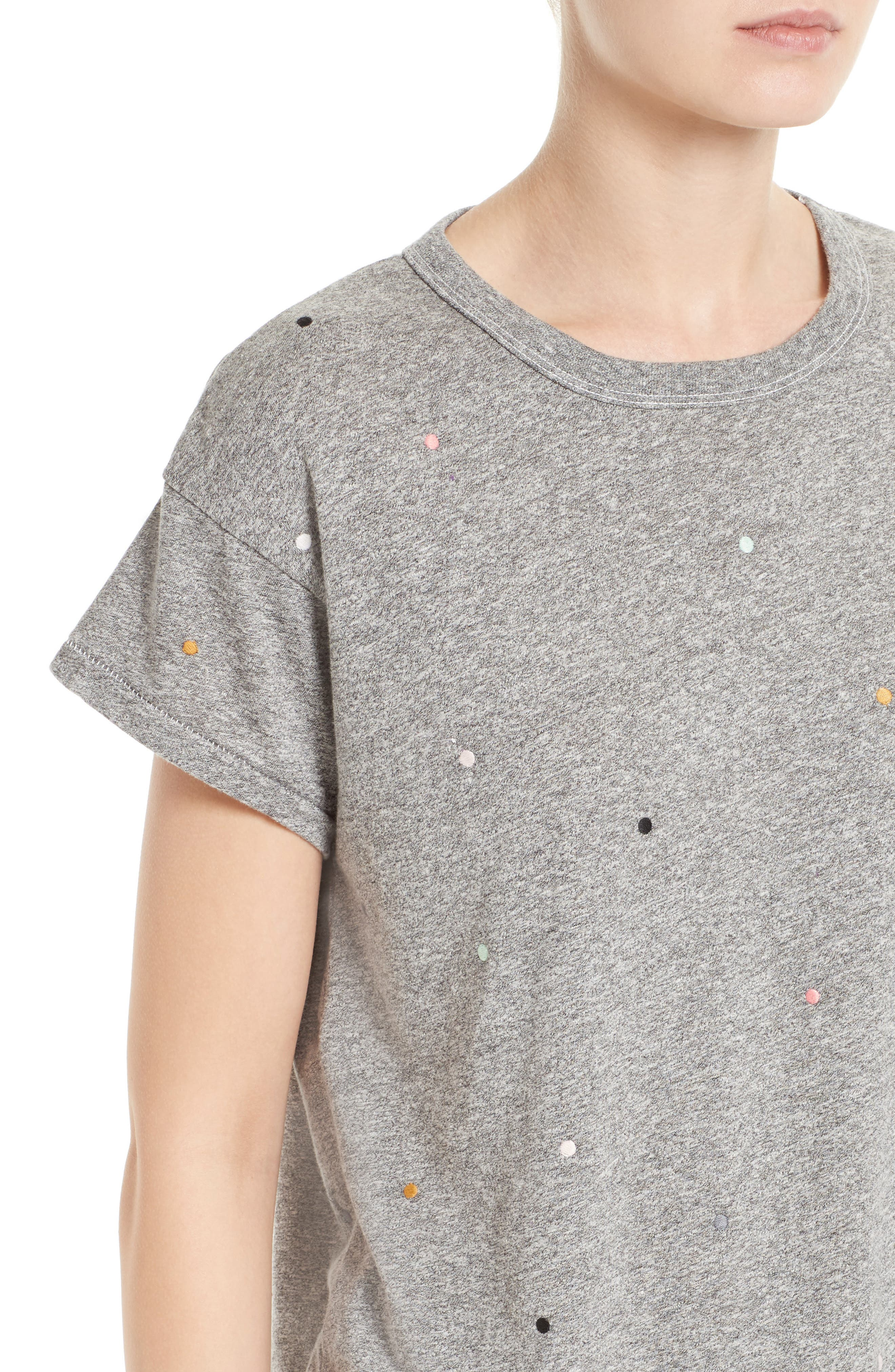 The Boxy Crew Tee,                             Alternate thumbnail 11, color,