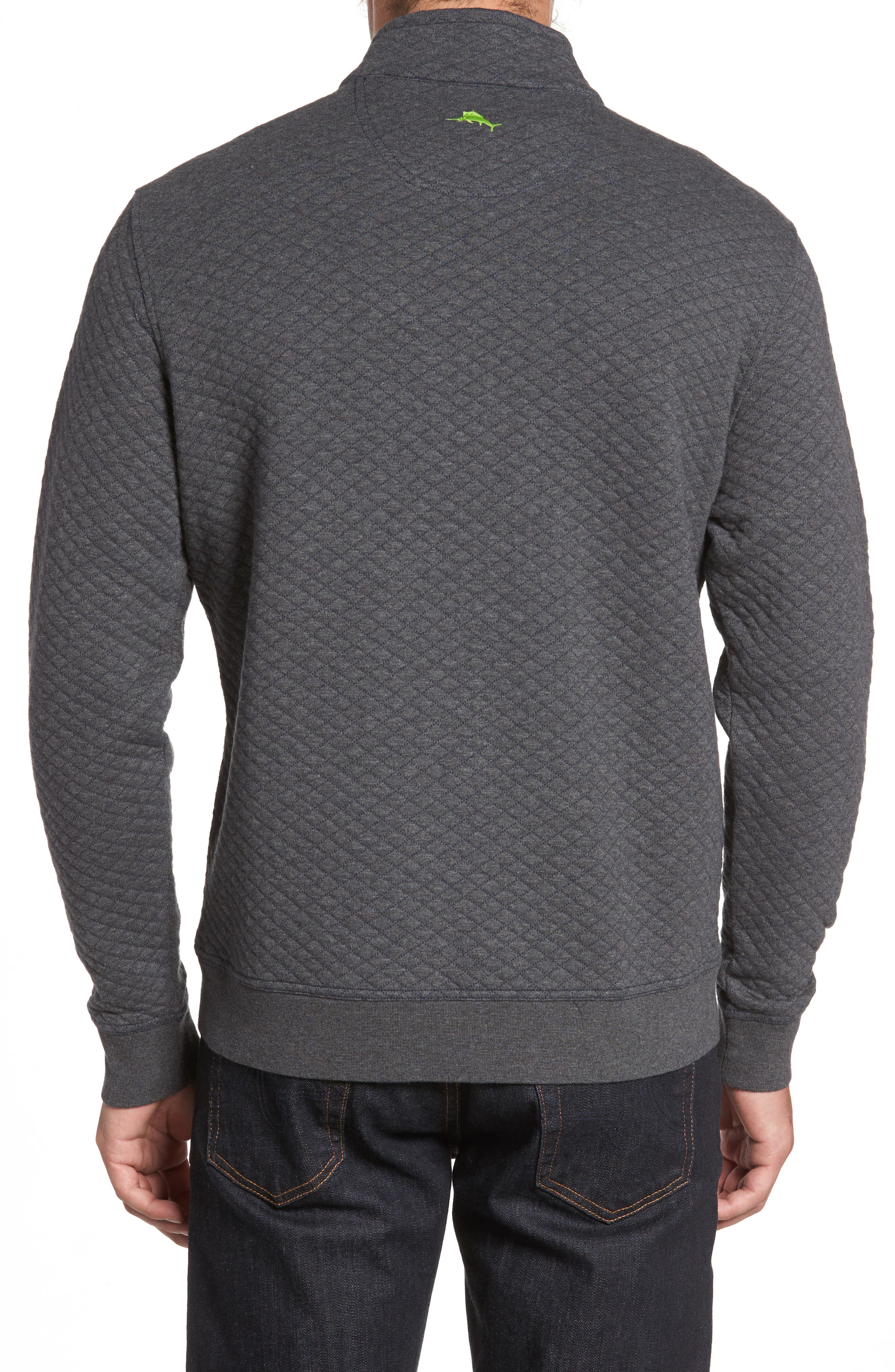 NFL Quiltessential Full Zip Sweatshirt,                             Alternate thumbnail 58, color,