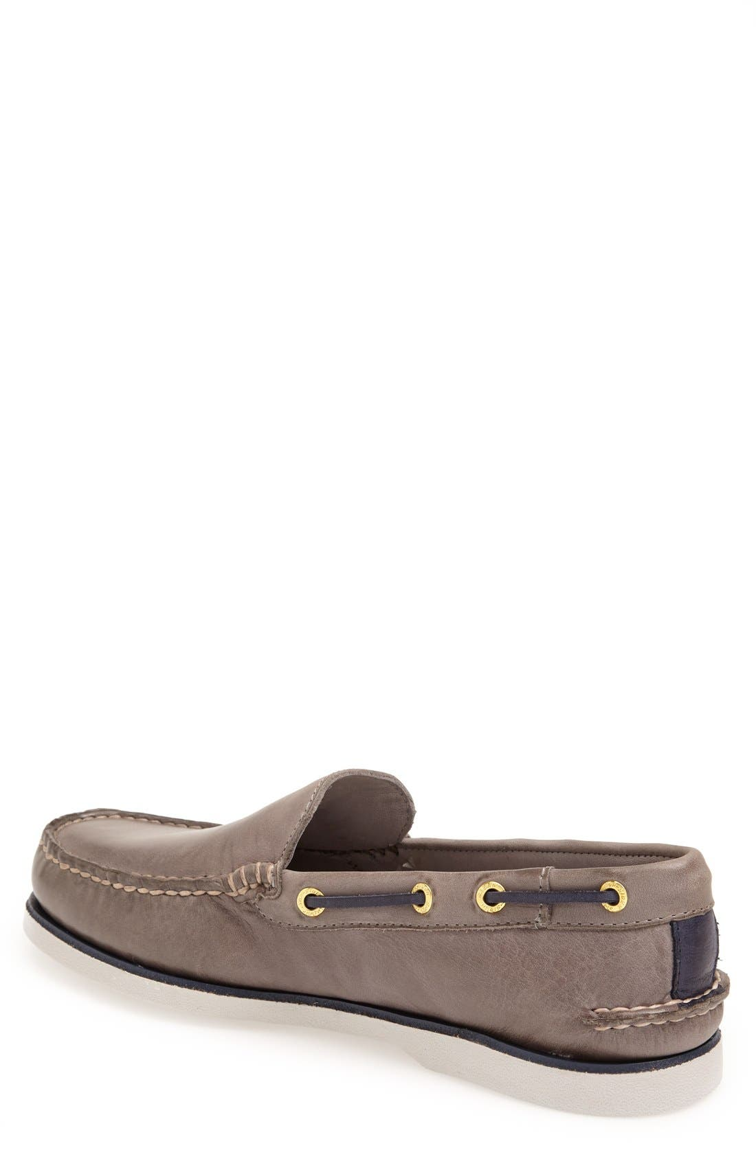 Top-Sider<sup>®</sup> 'Gold Cup - Authentic Original' Boat Shoe,                             Alternate thumbnail 2, color,                             020