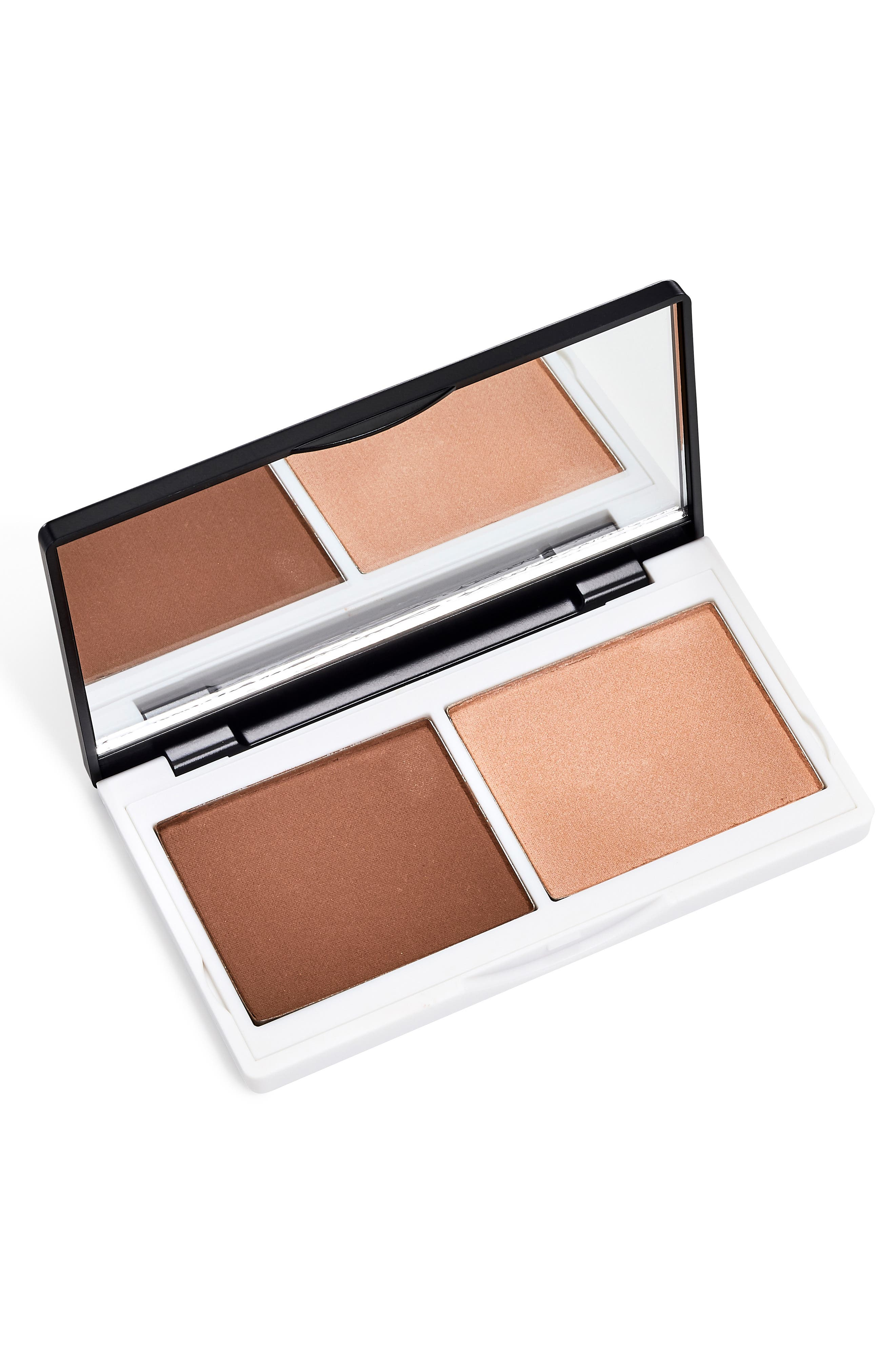 LILY LOLO,                             Sculpt & Glow Contour Duo,                             Alternate thumbnail 4, color,                             BRONZE