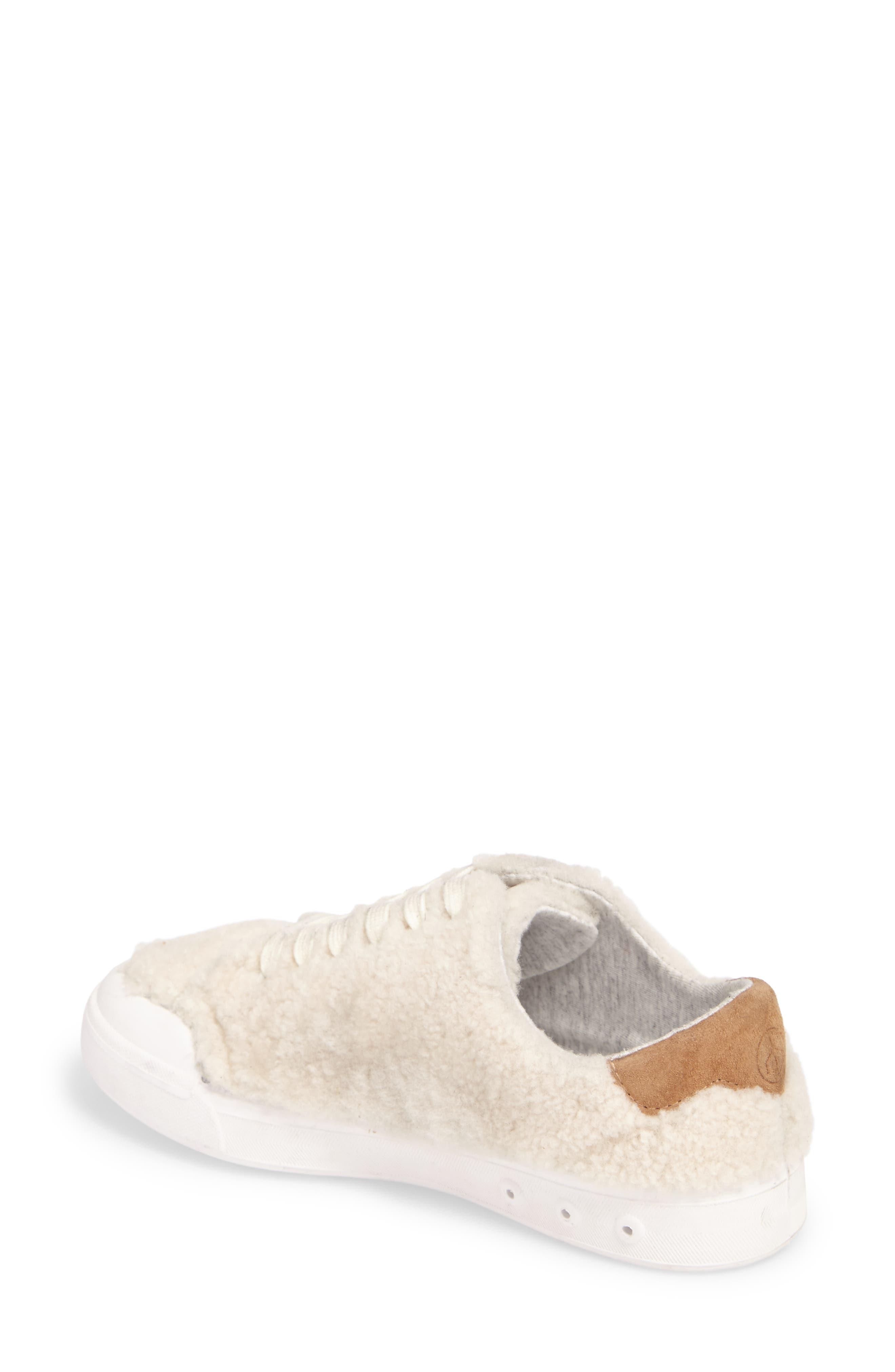 Standard Issue Genuine Shearling Sneaker,                             Alternate thumbnail 2, color,                             900