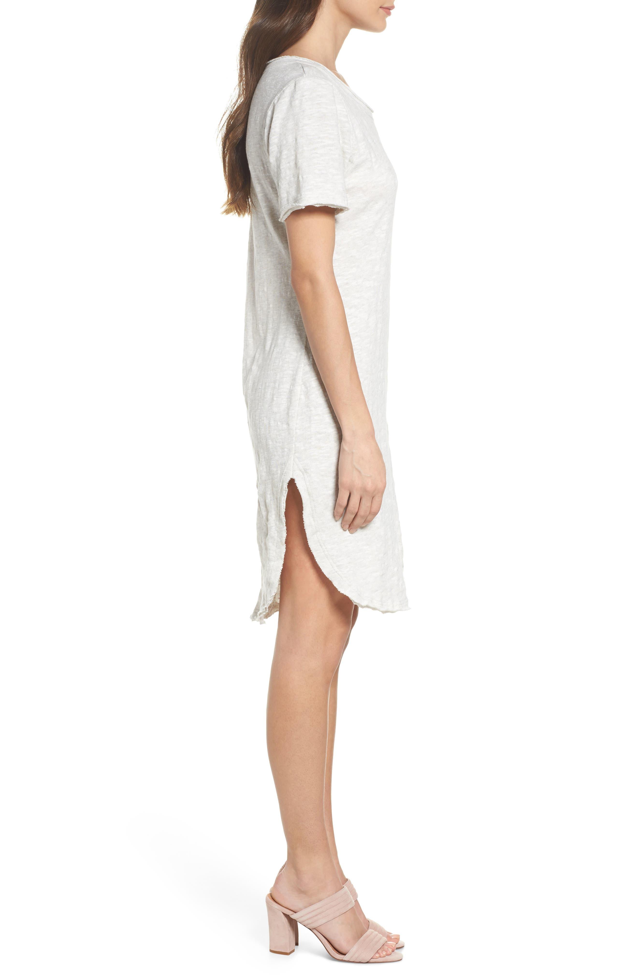 Hindi T-shirt dress,                             Alternate thumbnail 3, color,                             119