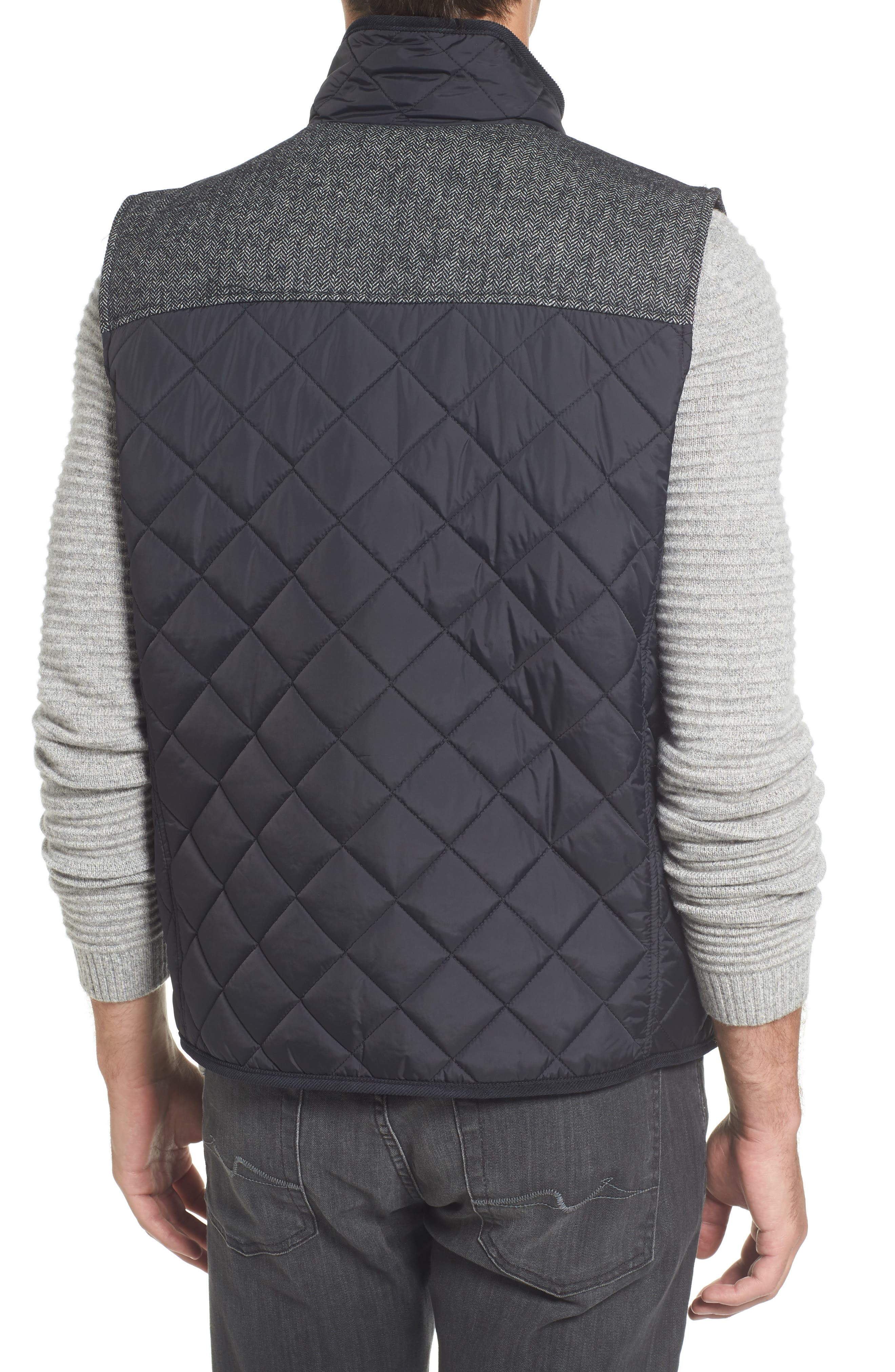 Quilted Vest,                             Alternate thumbnail 3, color,