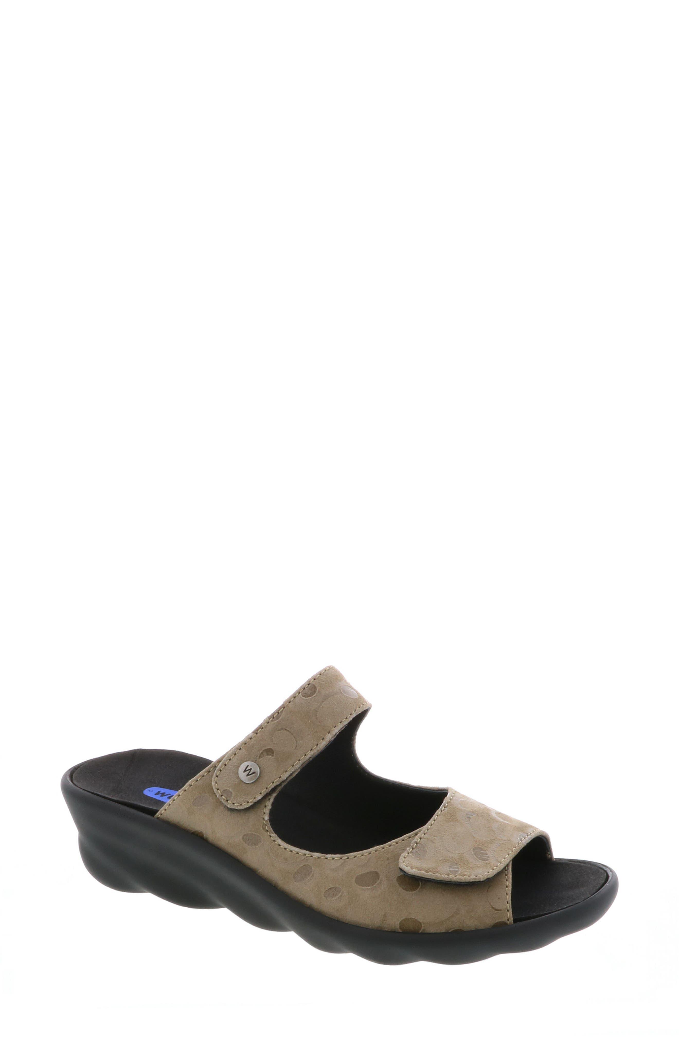 bf1789fd6ea3 Wolky Bolena Slide Sandal - Beige