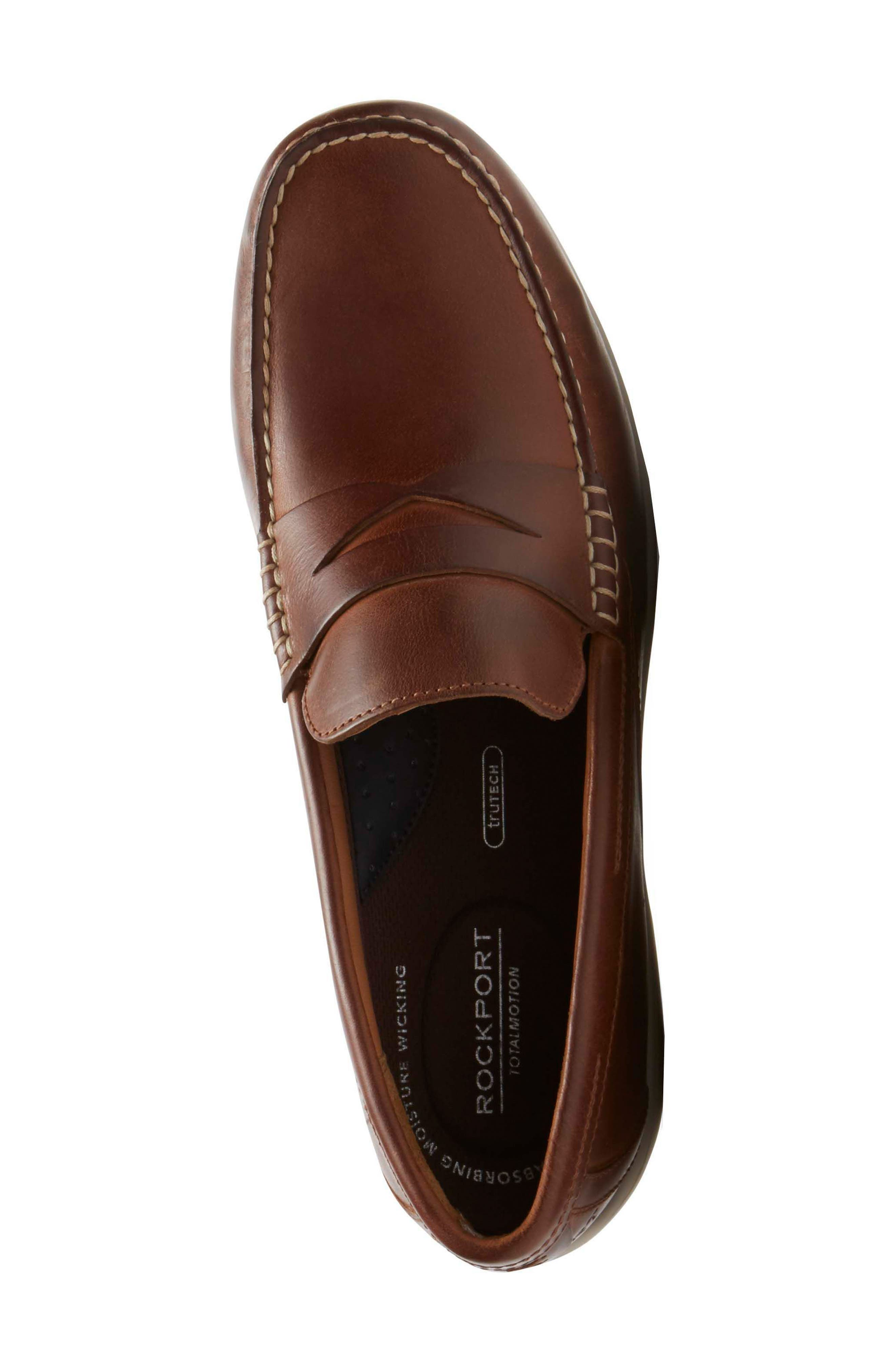 Total Motion Penny Loafer,                             Alternate thumbnail 10, color,