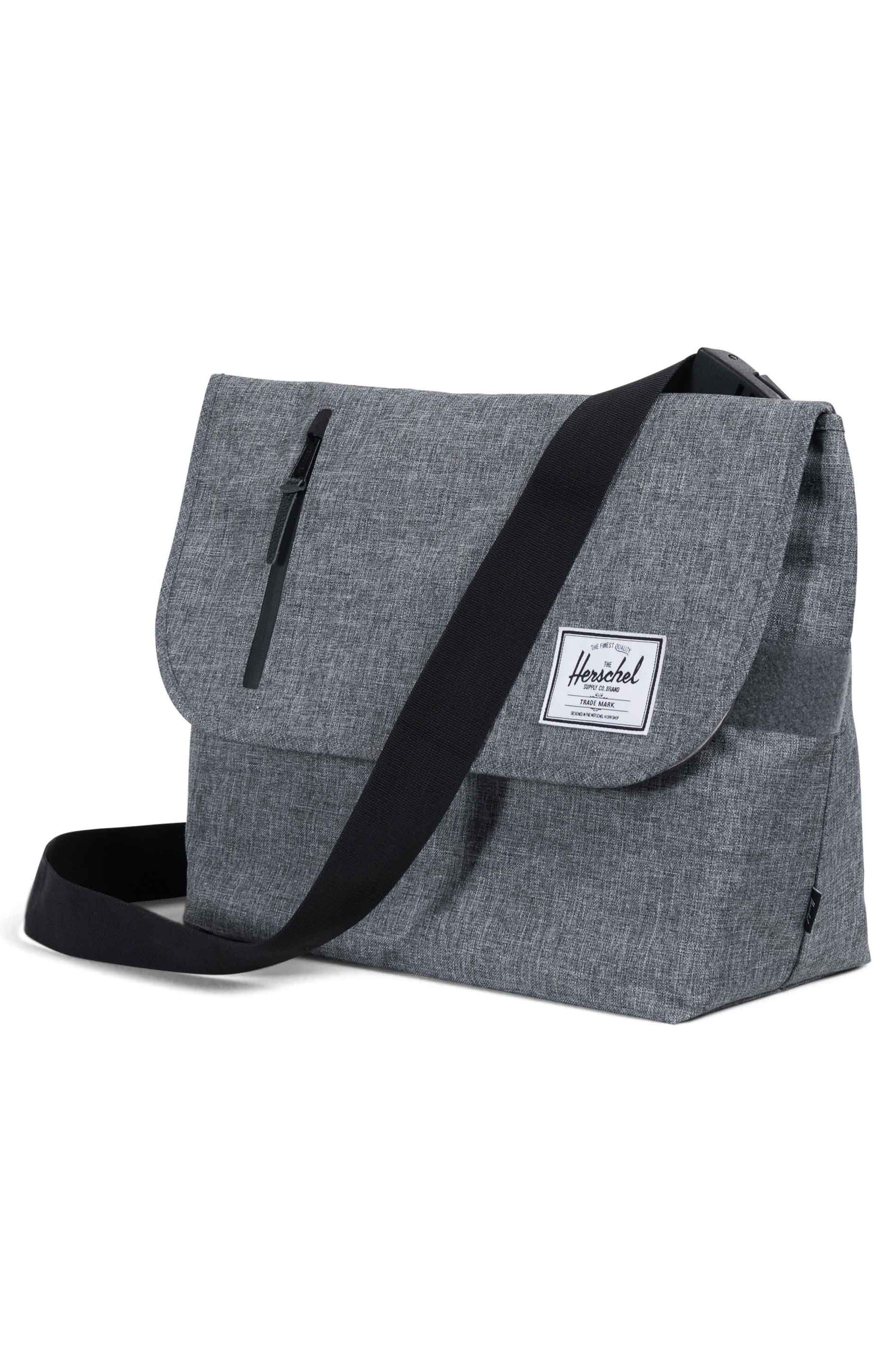 Odell Messenger Bag,                             Alternate thumbnail 4, color,