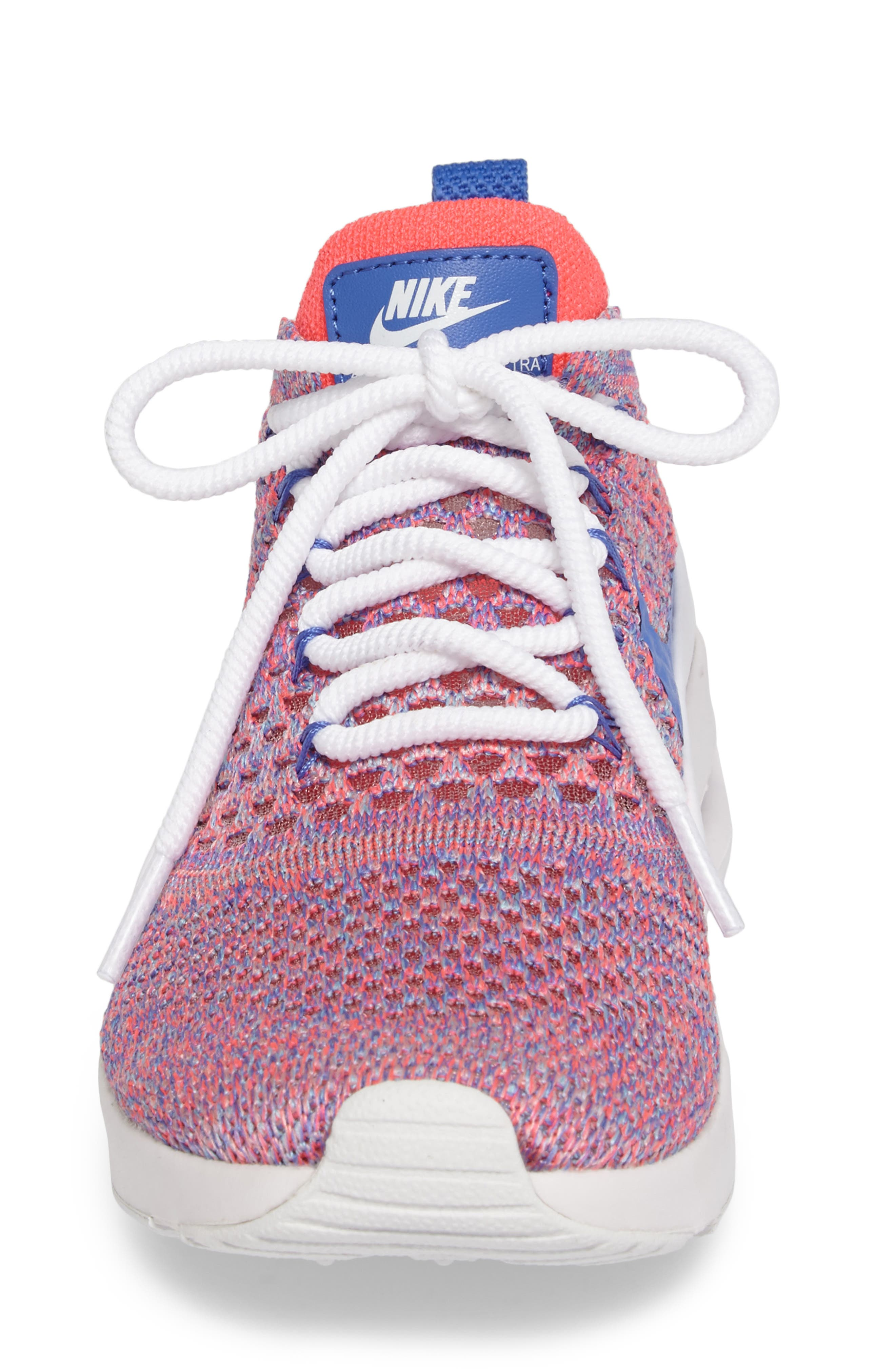 Air Max Thea Ultra Flyknit Sneaker,                             Alternate thumbnail 48, color,