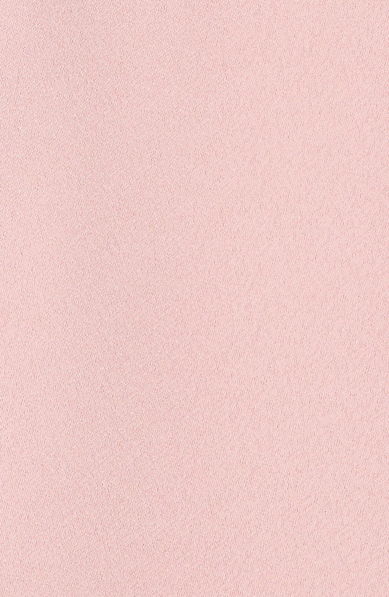 Ruffle Tunic Dress,                             Alternate thumbnail 5, color,                             660