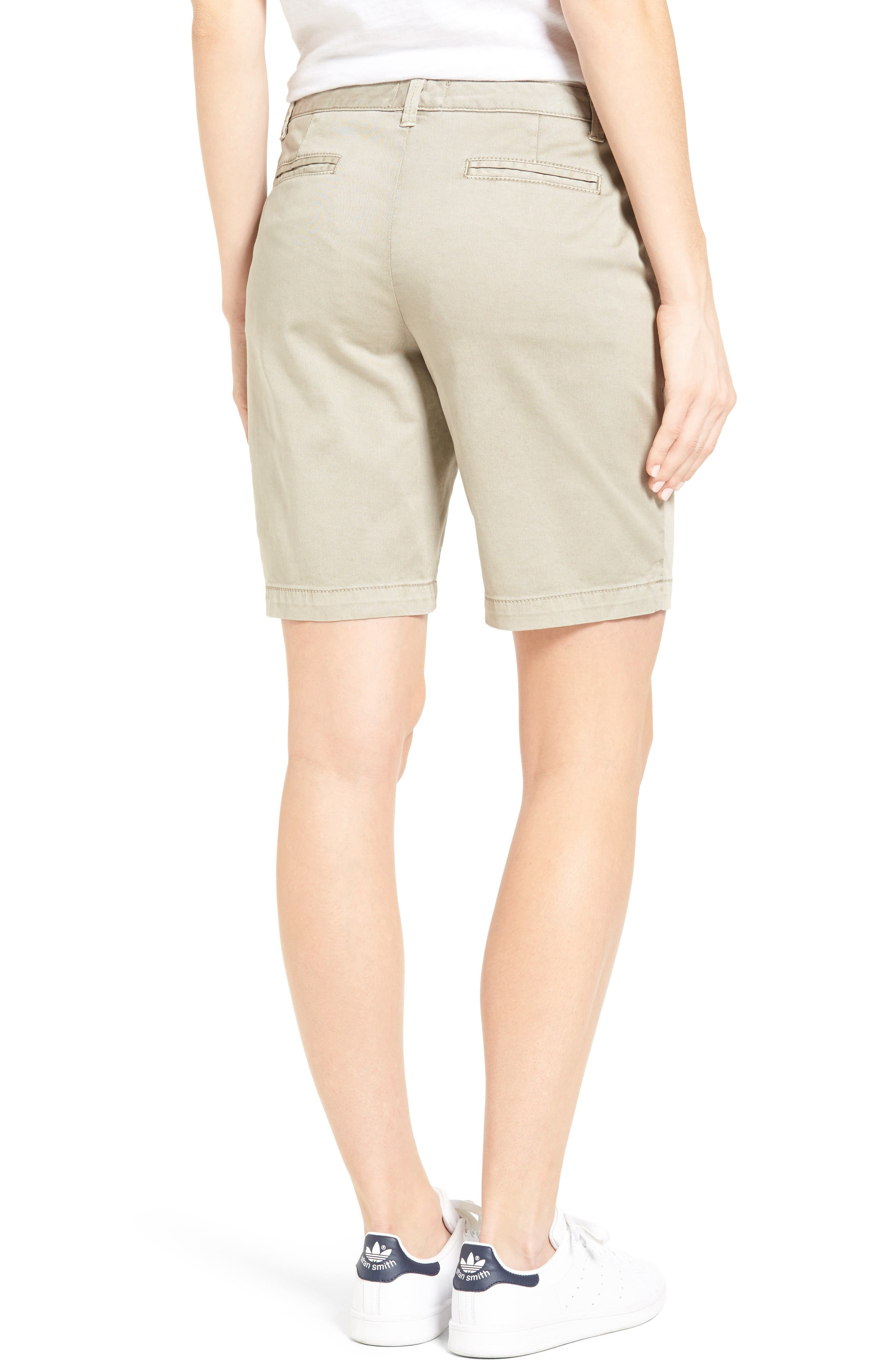 Twill Shorts,                             Main thumbnail 8, color,