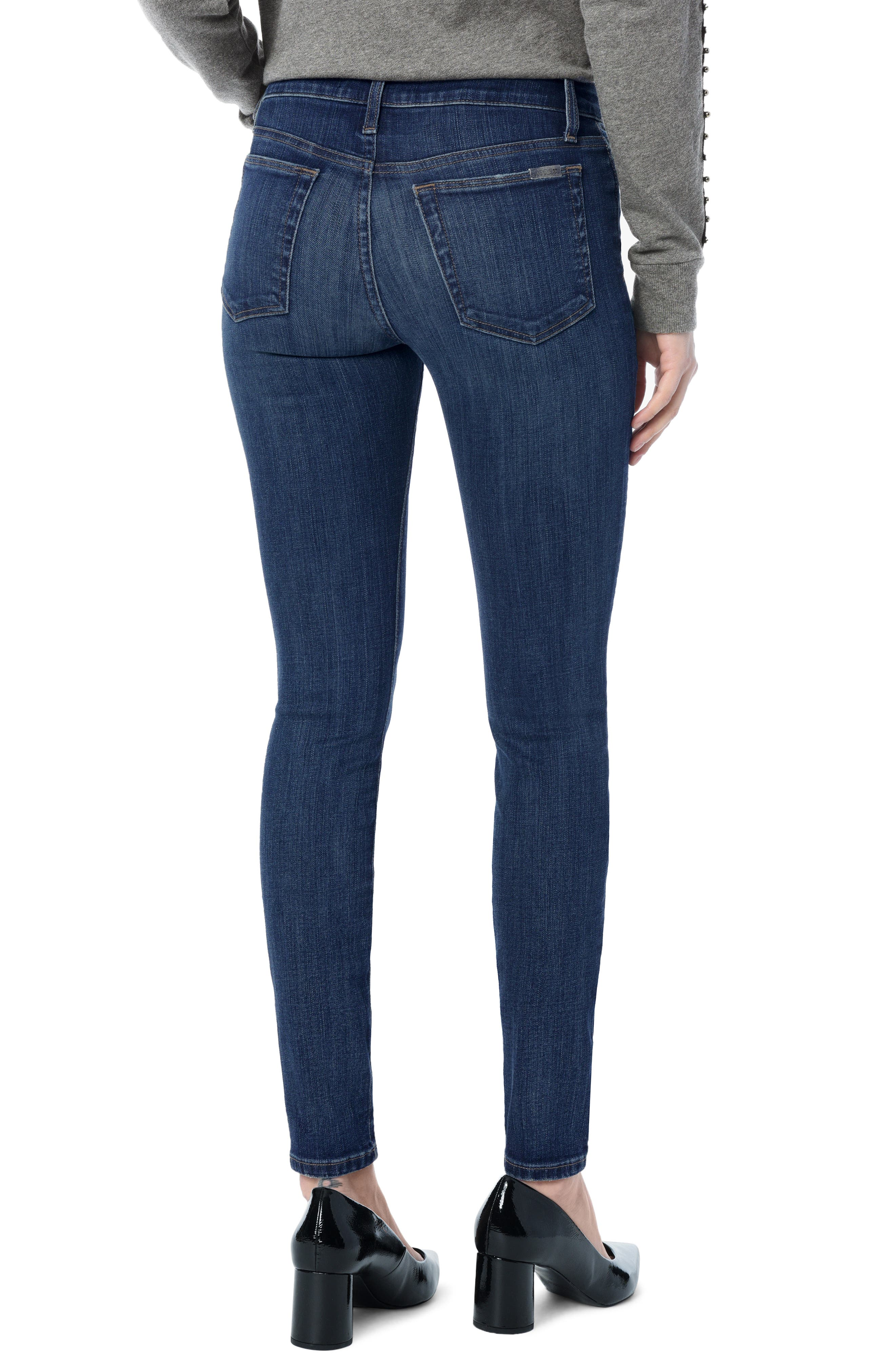 Flawless - Icon Skinny Jeans,                             Alternate thumbnail 2, color,                             KATELIN