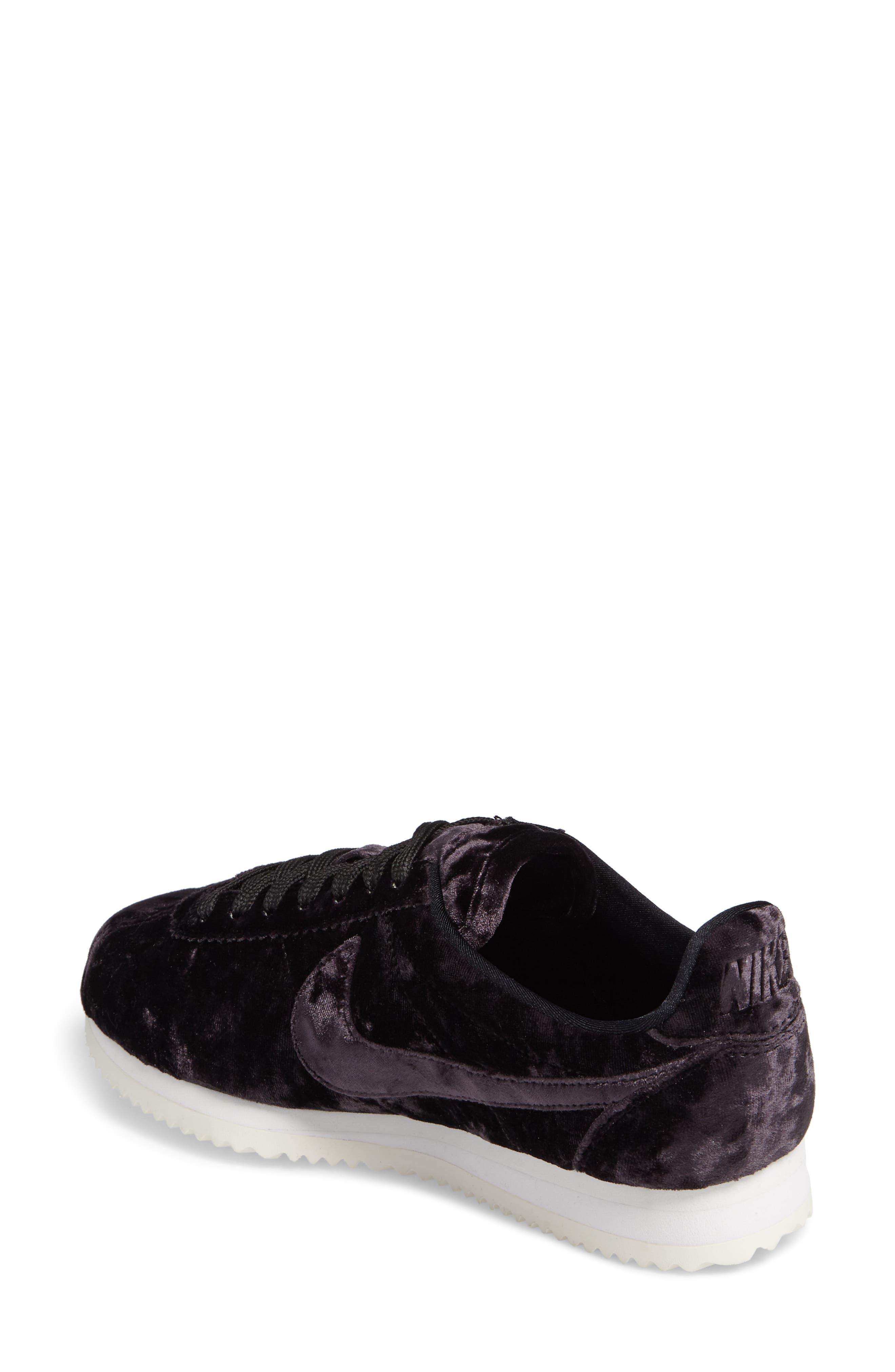 Cortez Classic LX Sneaker,                             Alternate thumbnail 2, color,                             001