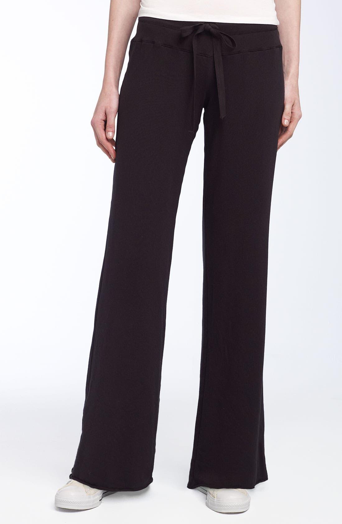 Fleece Lined Pants,                             Main thumbnail 1, color,                             001