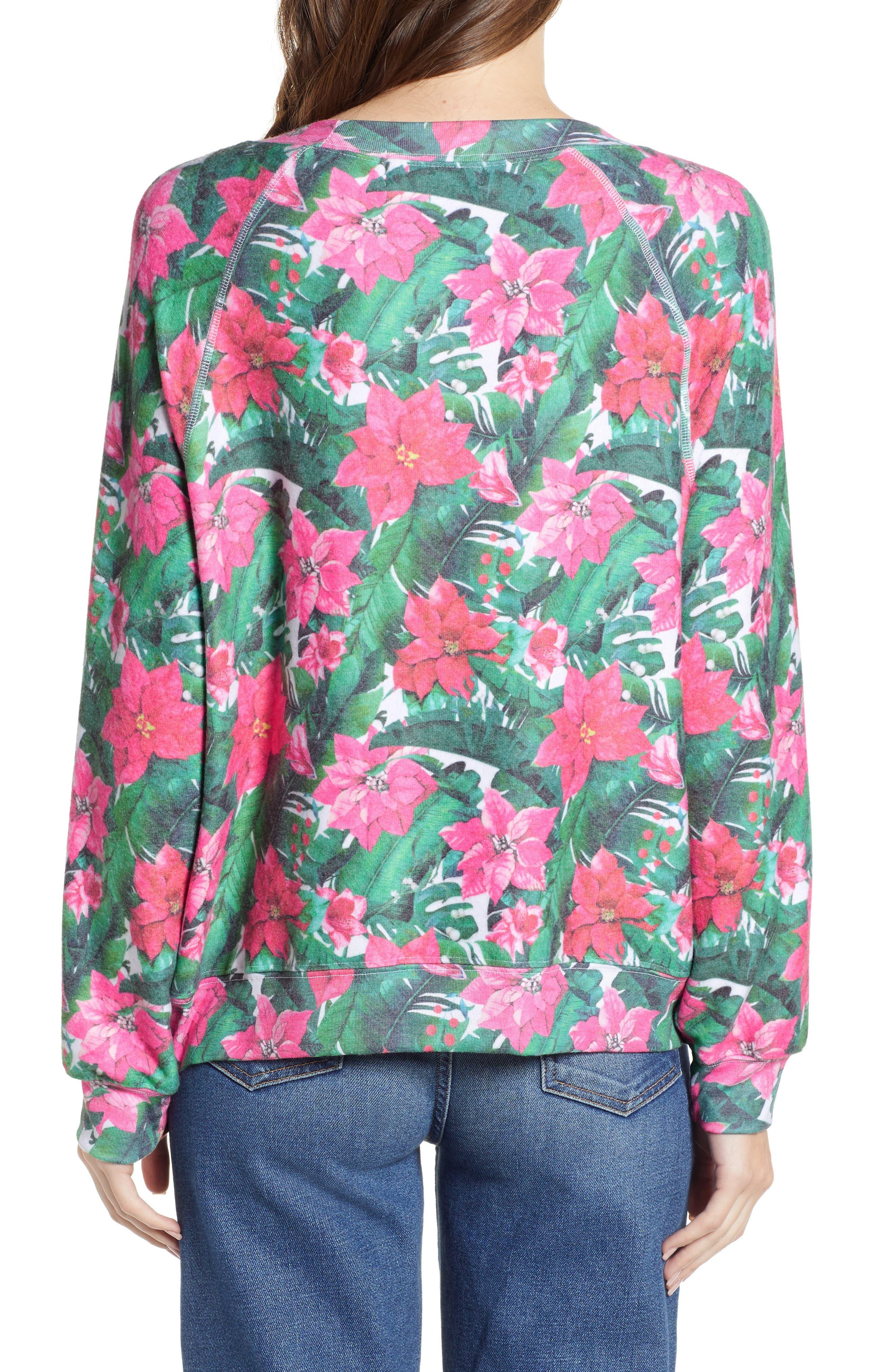 Island Holiday Sommers Sweatshirt,                             Alternate thumbnail 2, color,                             MULTI