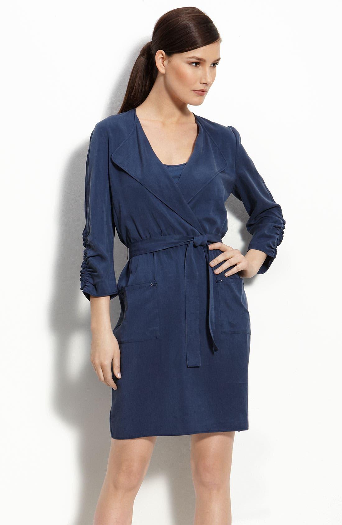 ELIE TAHARI 'Tera' Dress, Main, color, 455
