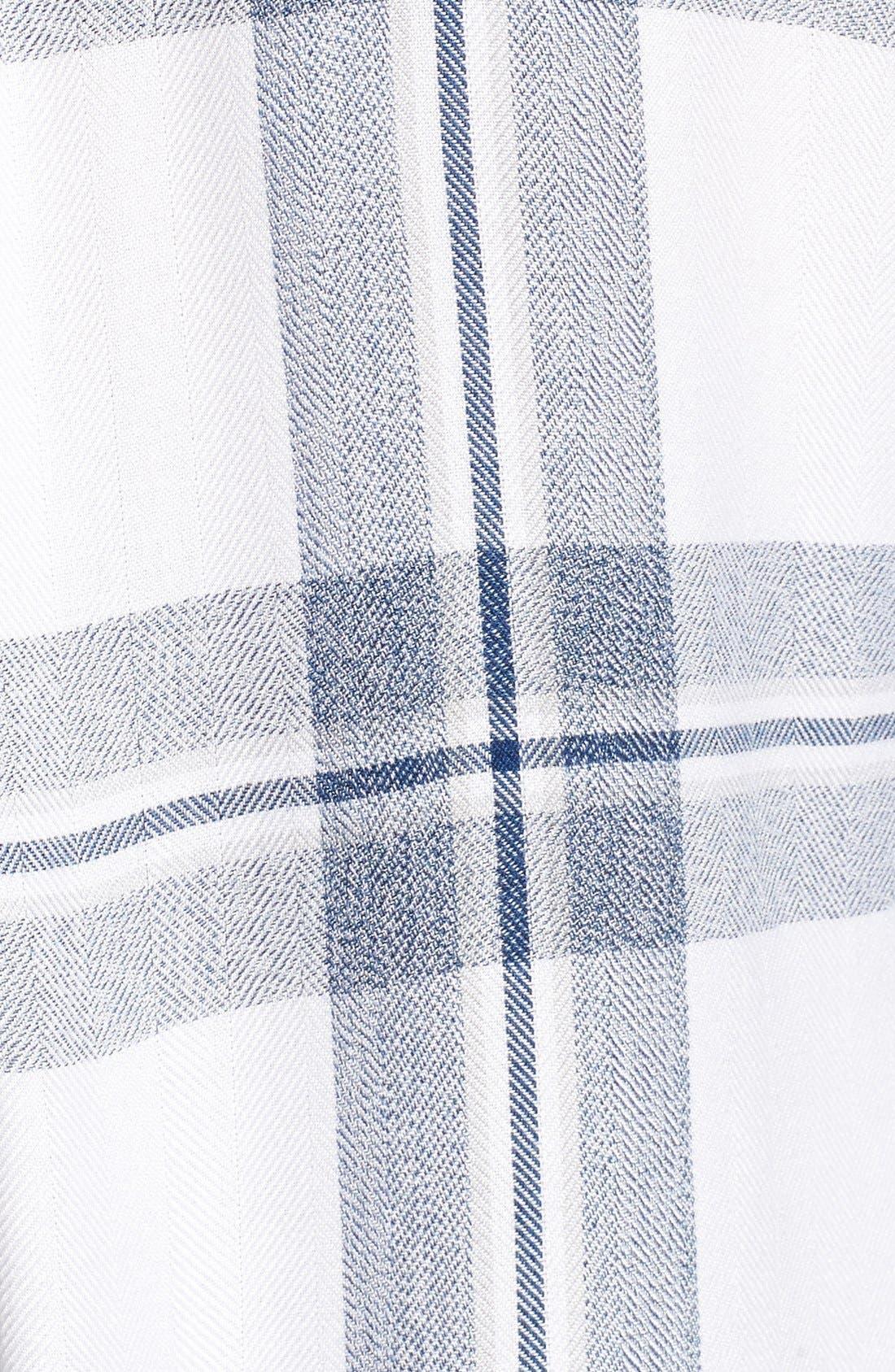 Hunter Plaid Shirt,                             Alternate thumbnail 248, color,