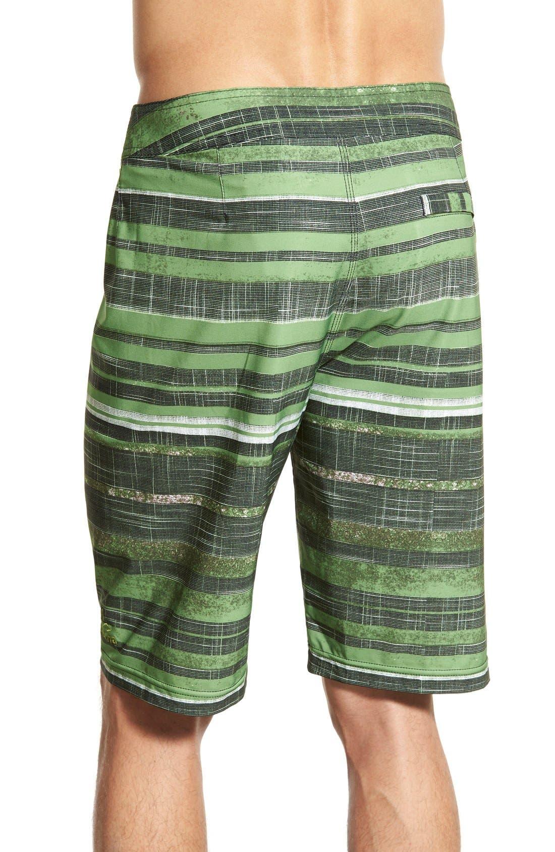'Sediment' Stretch Board Shorts,                             Alternate thumbnail 44, color,