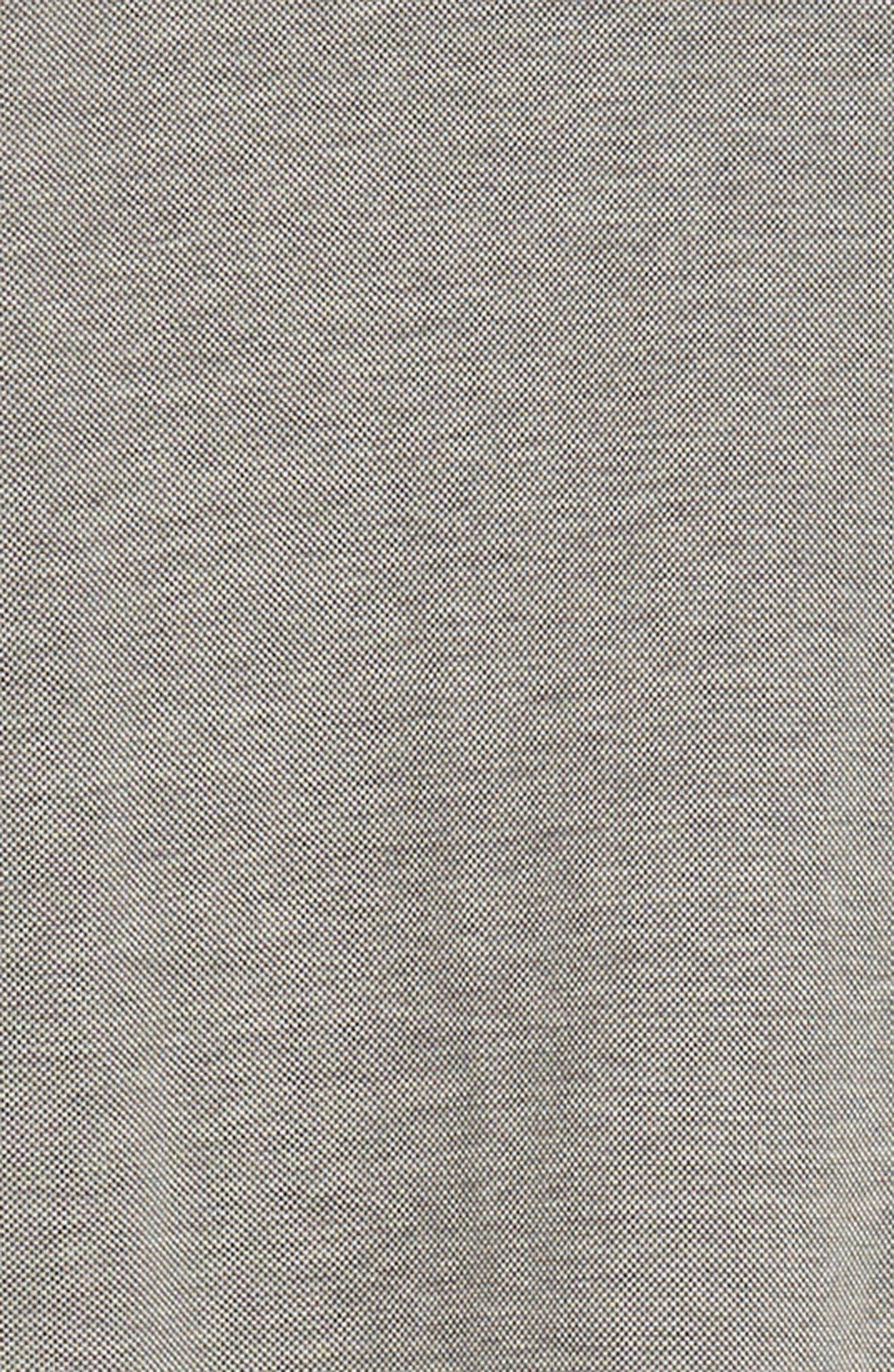 Raphael Regular Fit Sport Shirt,                             Alternate thumbnail 6, color,                             CHARCOAL