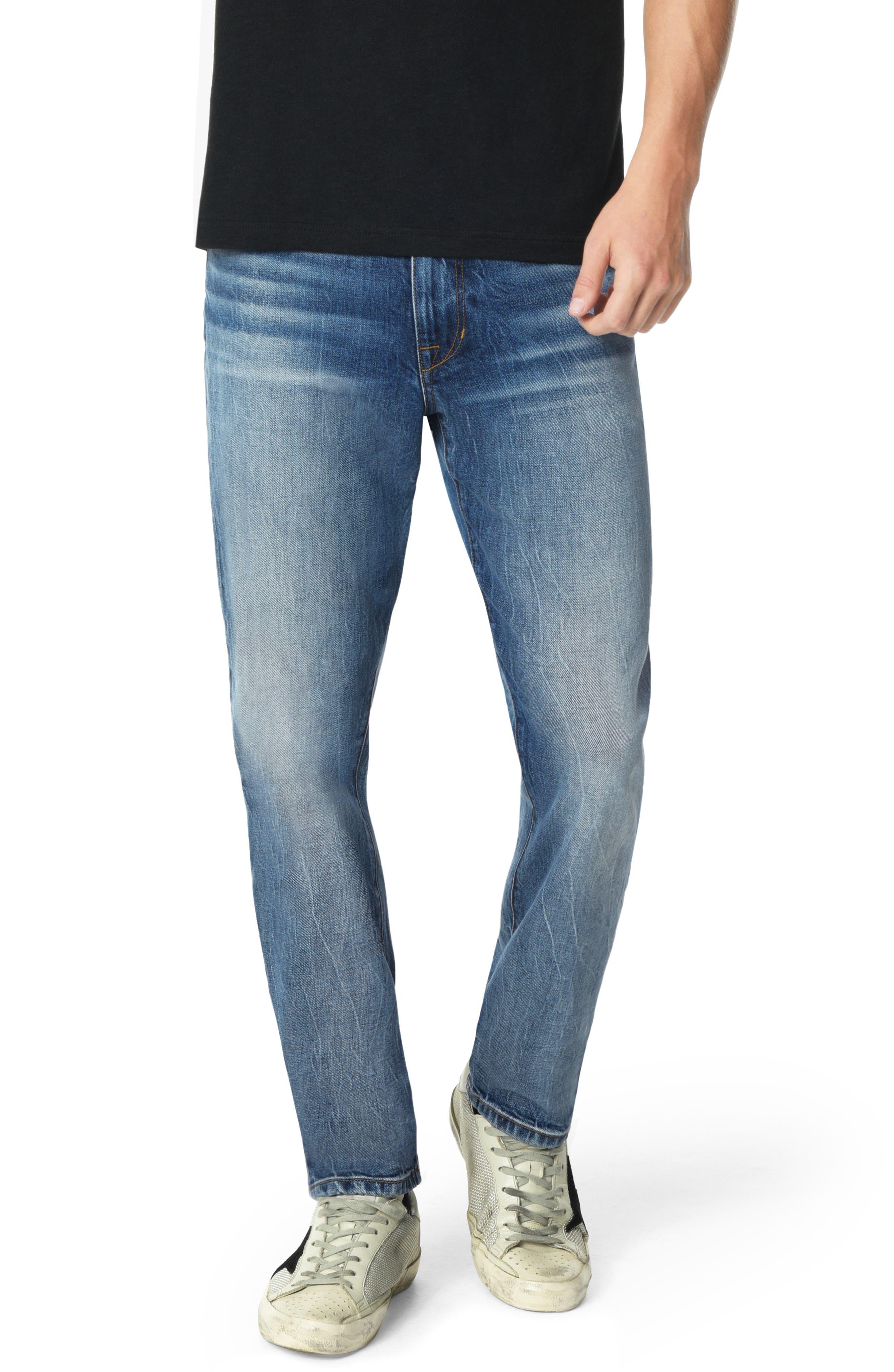 Slim Fit Jeans,                         Main,                         color, HARRY