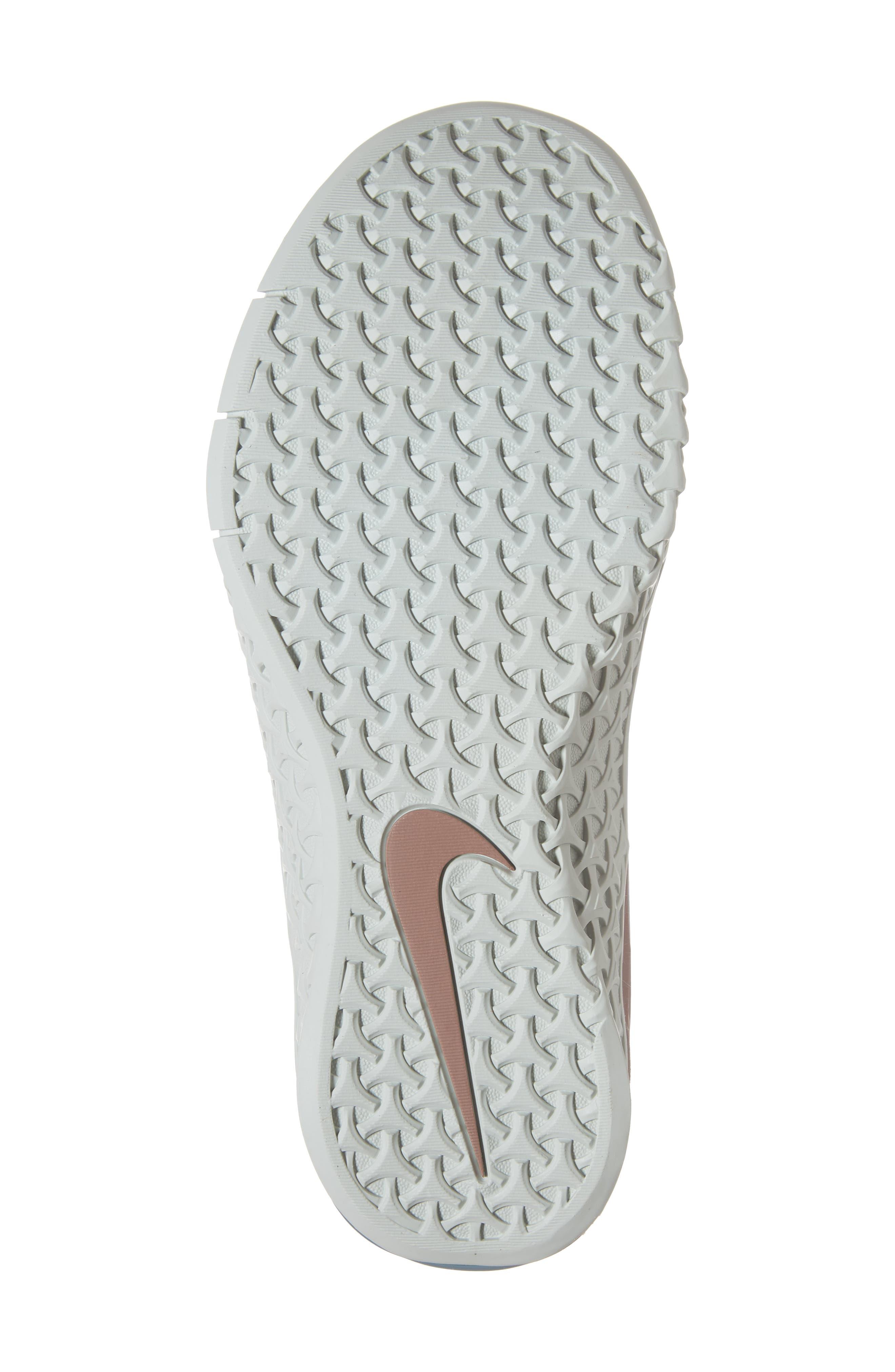Metcon 4 Training Shoe,                             Alternate thumbnail 6, color,                             PARTICLE BEIGE