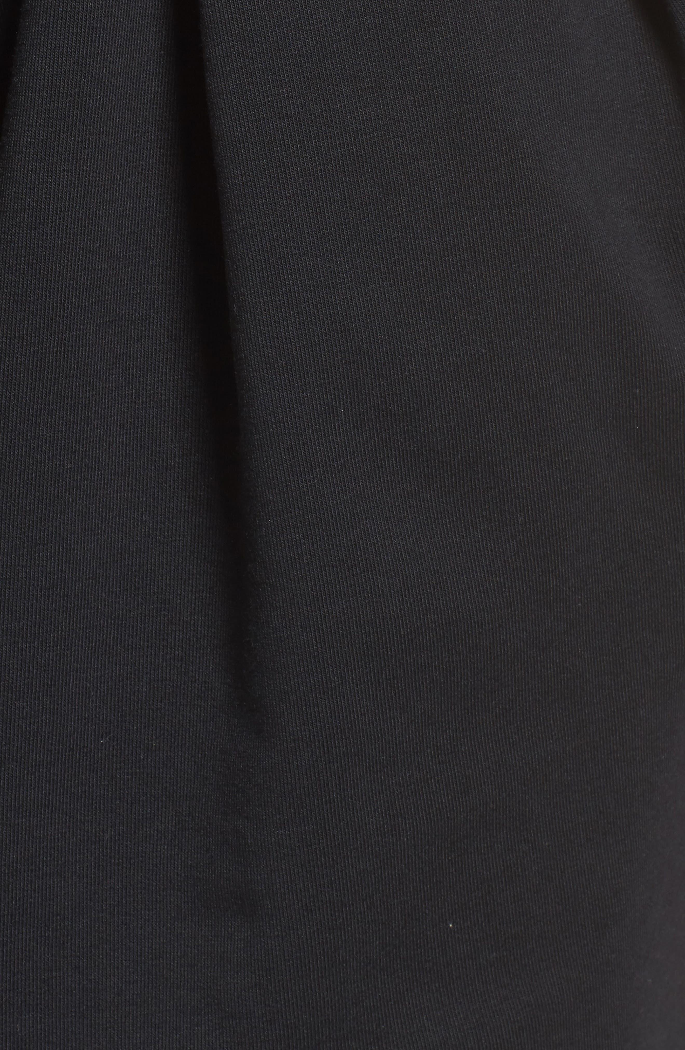 Trouser Sweatpants,                             Alternate thumbnail 6, color,                             001