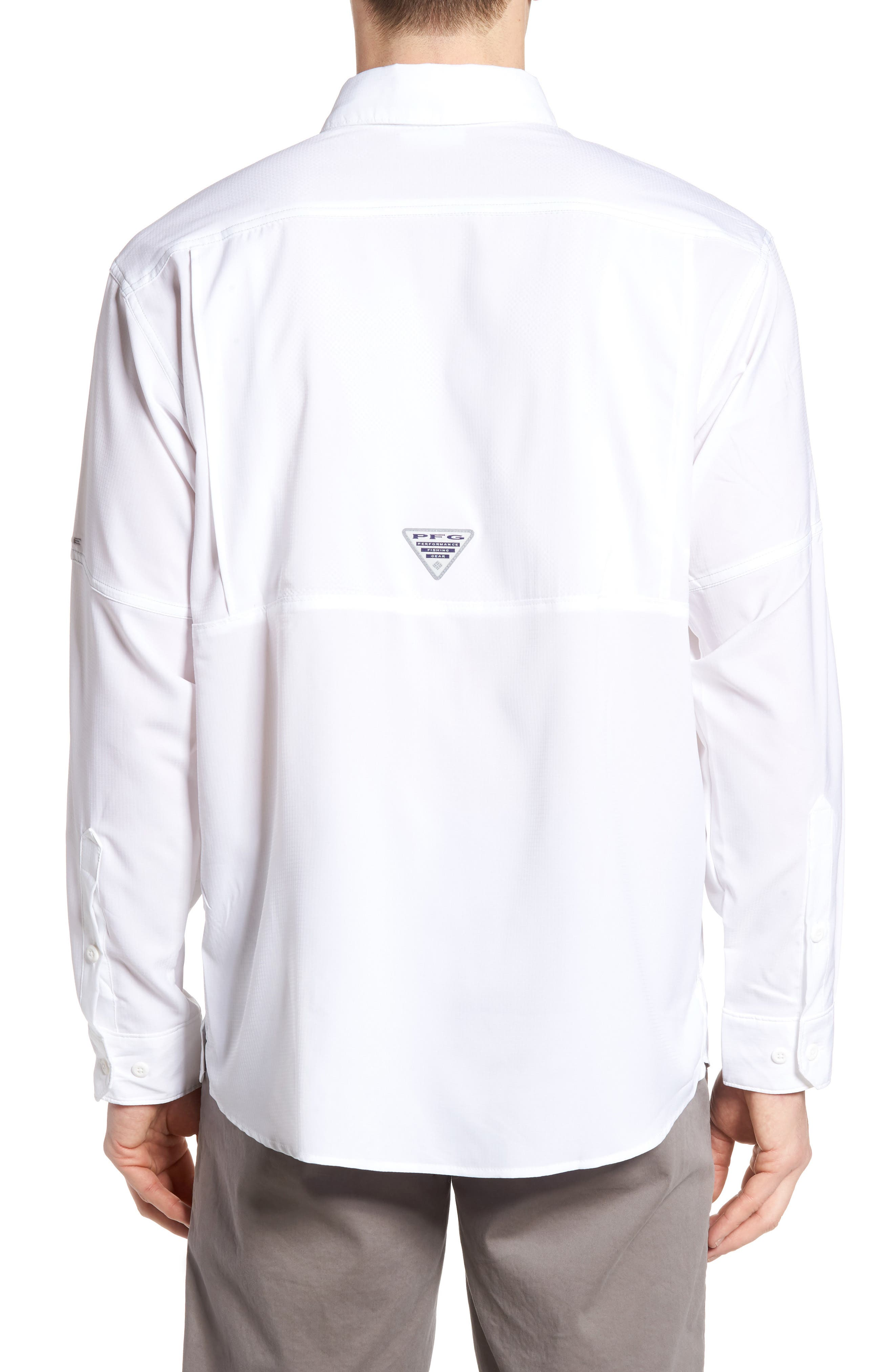 Low Drag Offshore Woven Shirt,                             Alternate thumbnail 18, color,
