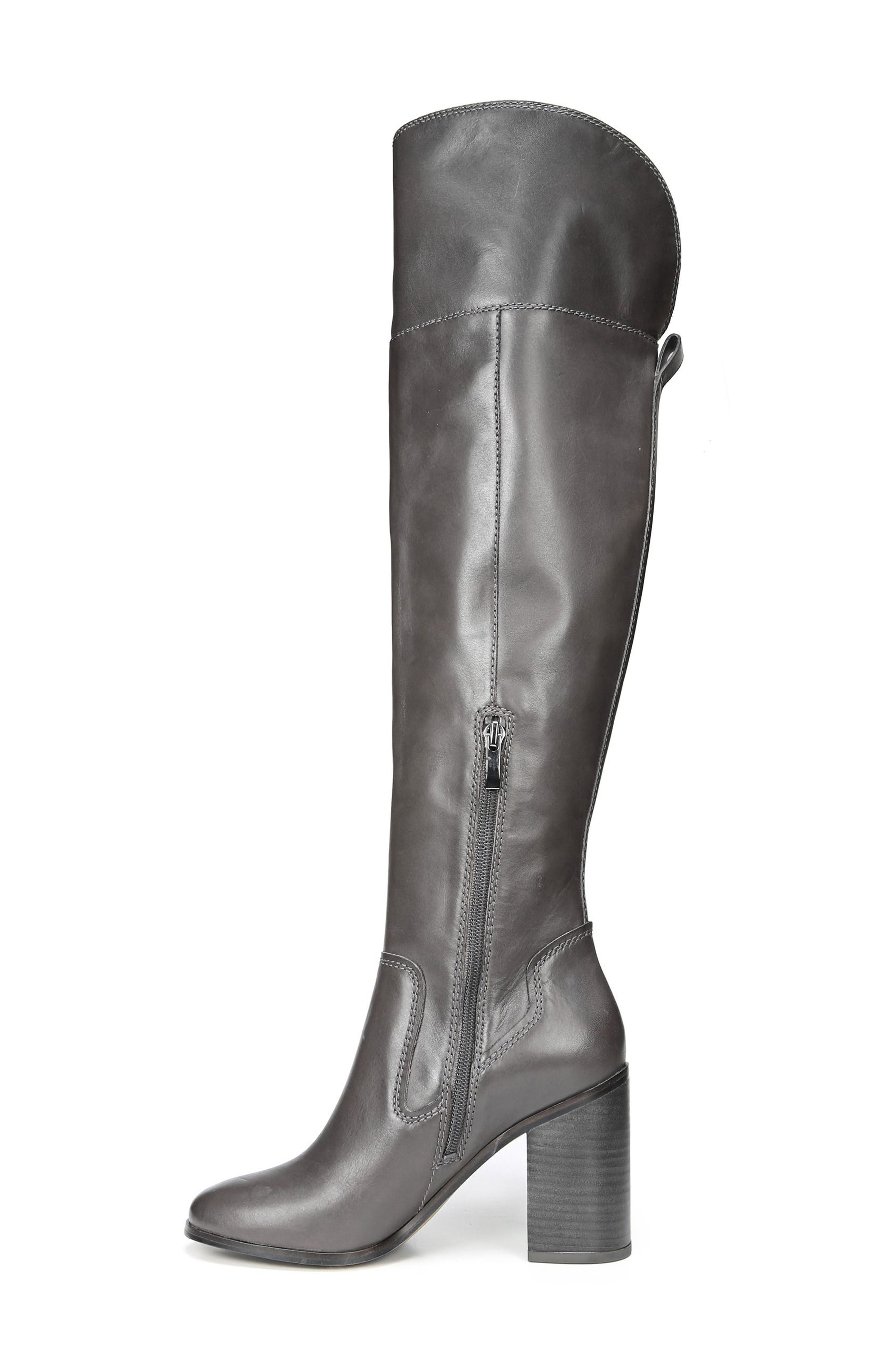 Freda Over the Knee Boot,                             Alternate thumbnail 10, color,
