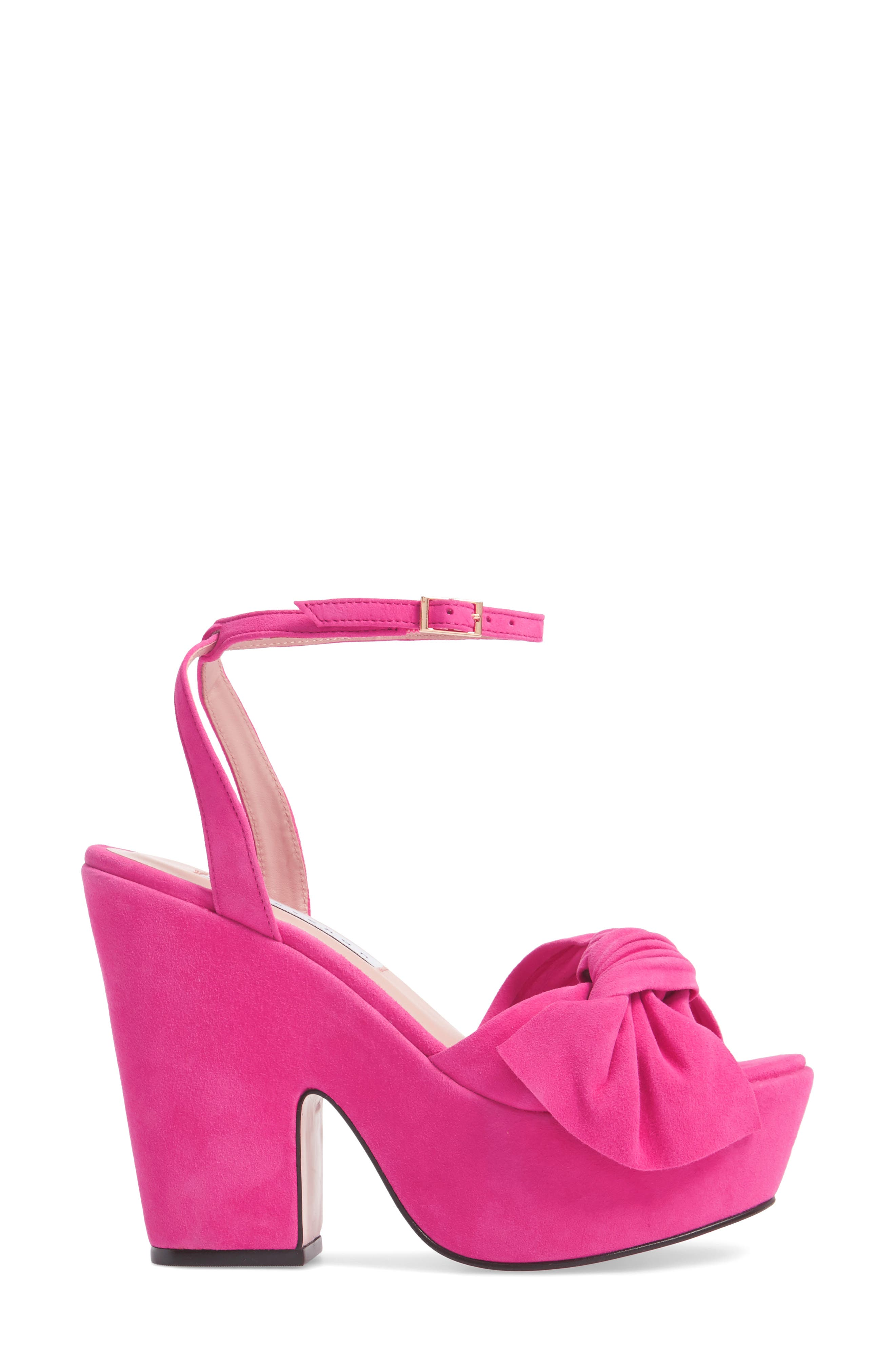 Pinky Platform Sandal,                             Alternate thumbnail 11, color,