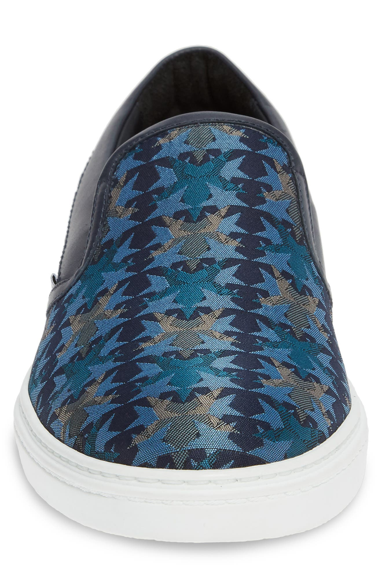 Grove Slip-On,                             Alternate thumbnail 4, color,                             NAVY MIX