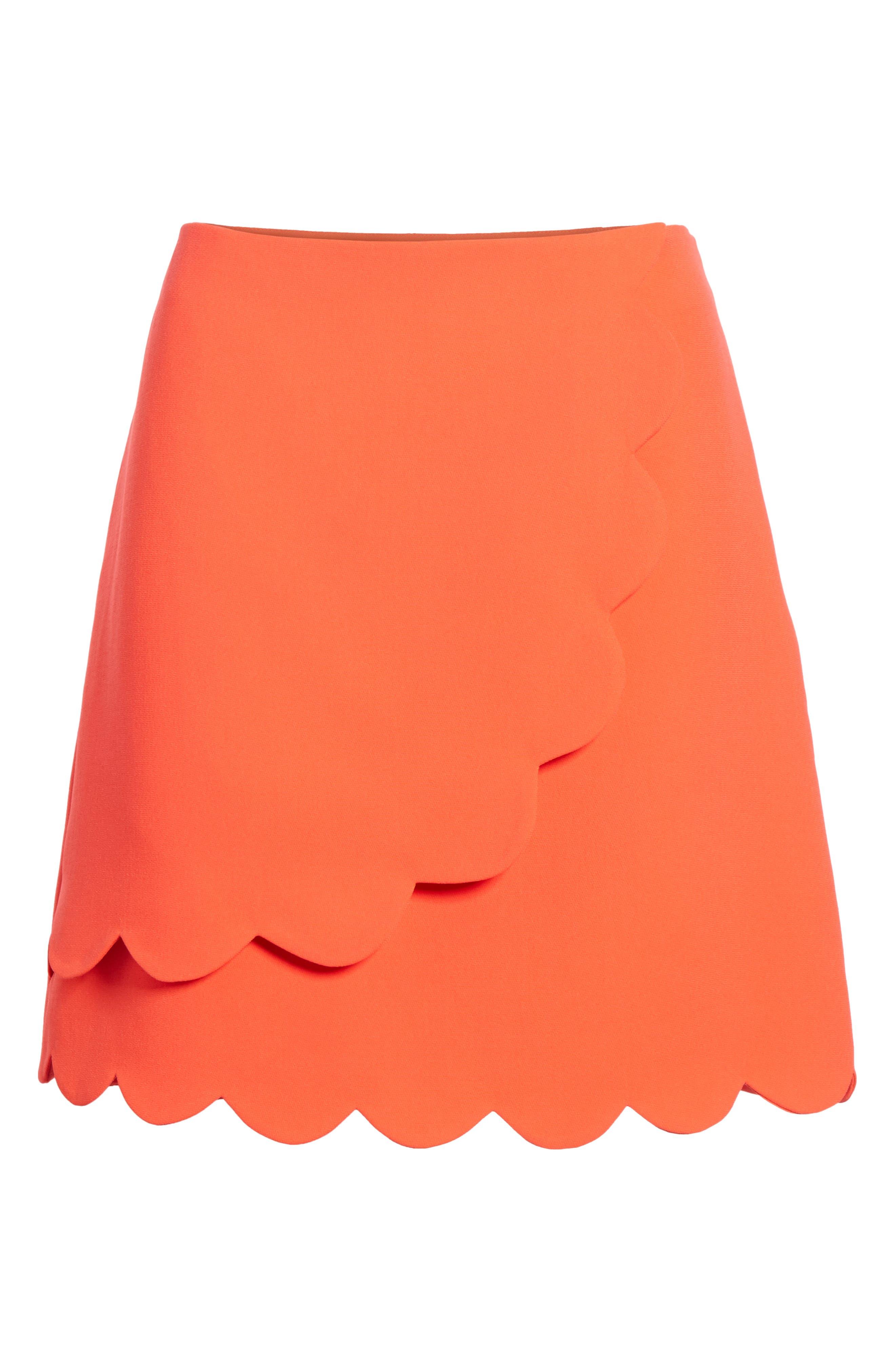 Scallop Skirt,                             Alternate thumbnail 12, color,