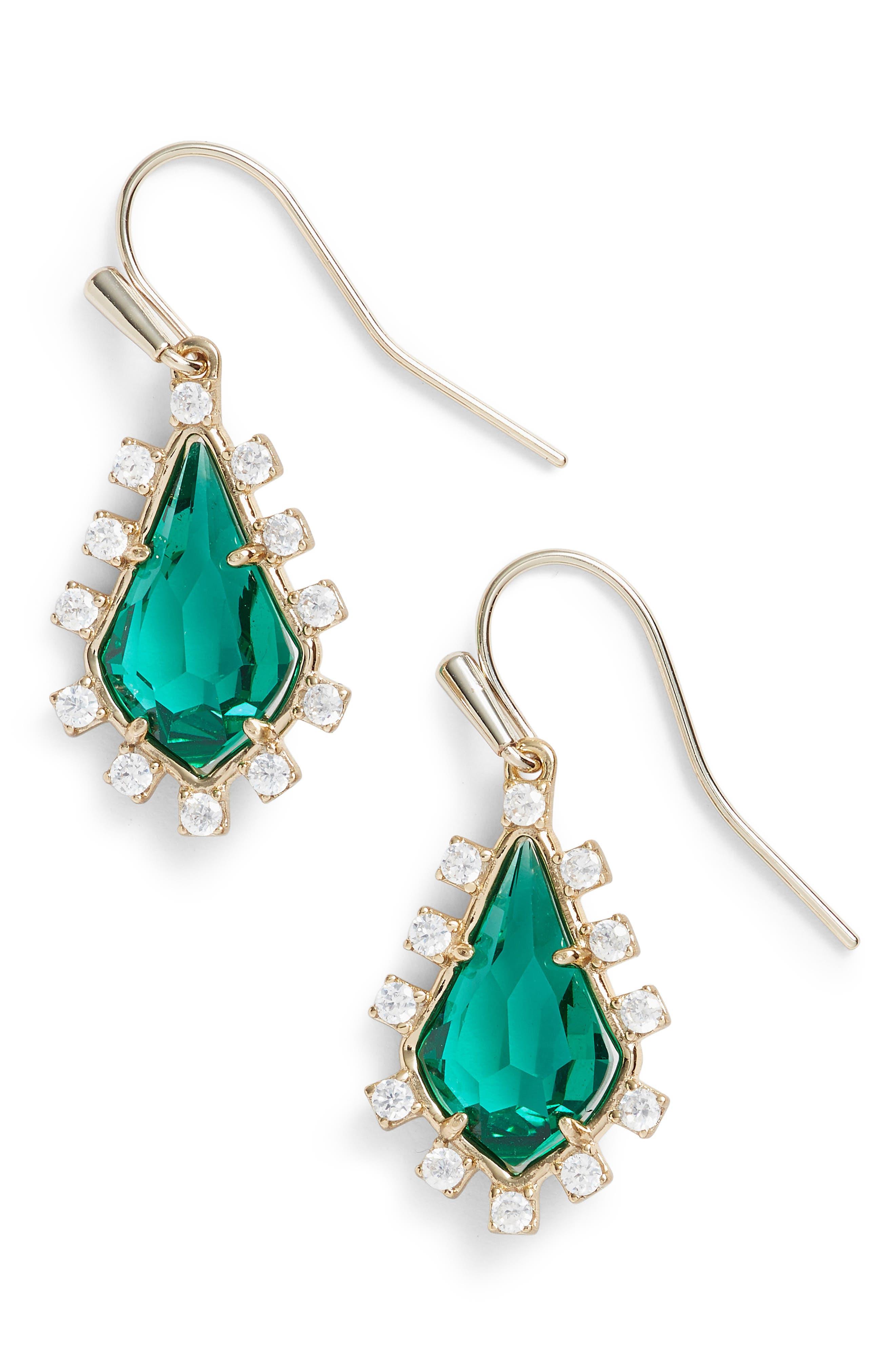 Juniper Drop Earrings,                             Main thumbnail 4, color,