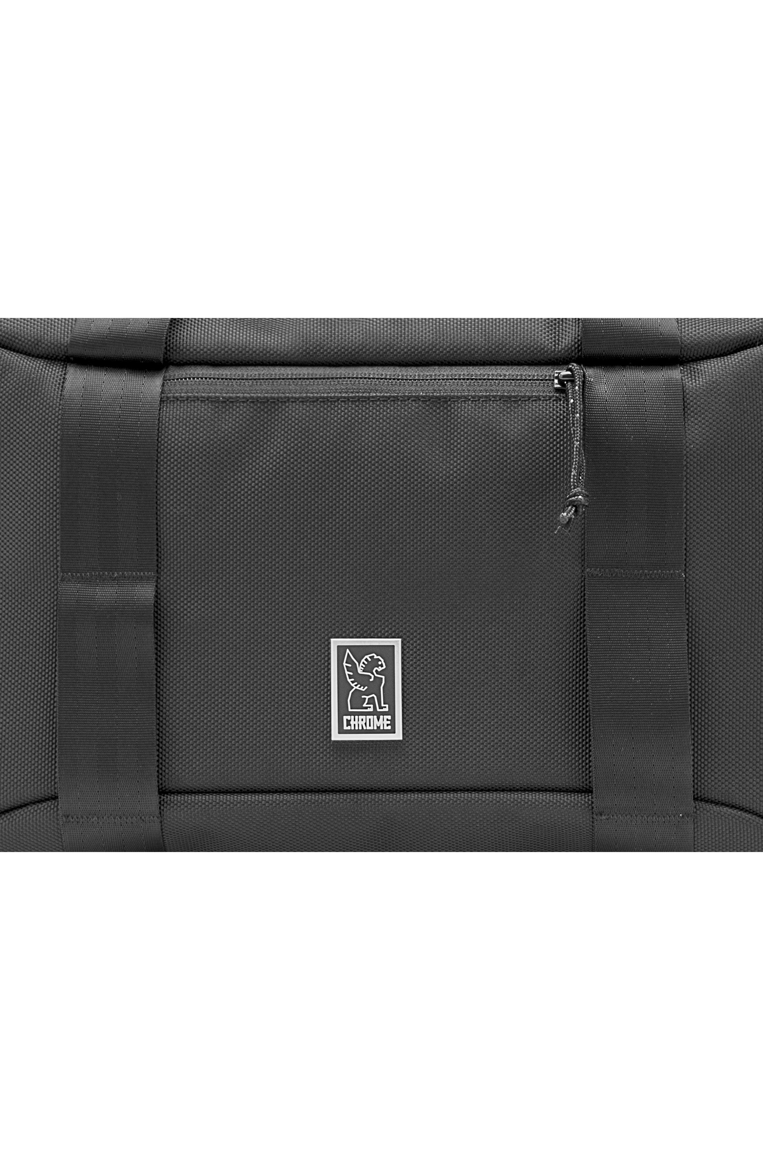Treadwell Travel Vega Convertible Briefcase,                             Alternate thumbnail 7, color,                             ALL BLACK