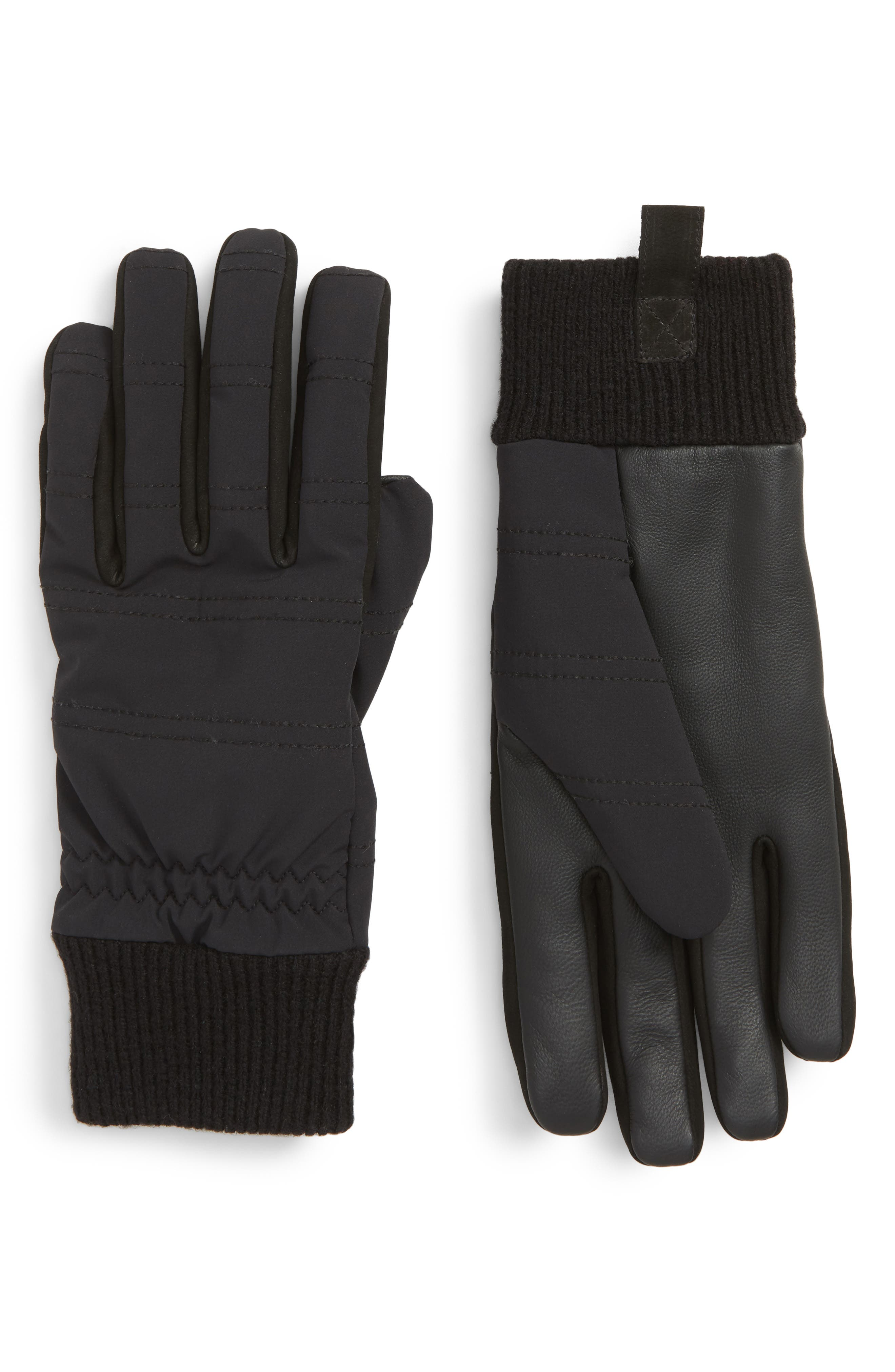 All Weather Gloves,                             Main thumbnail 1, color,                             001