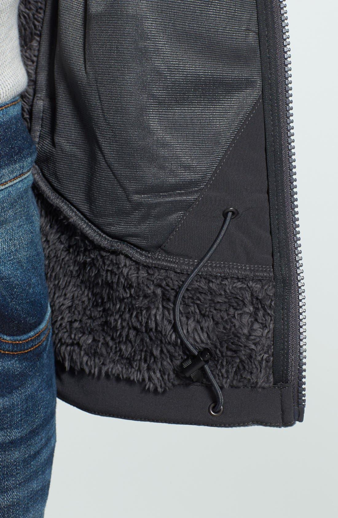 'Chimborazo' Zip Front Fleece Jacket,                             Alternate thumbnail 39, color,