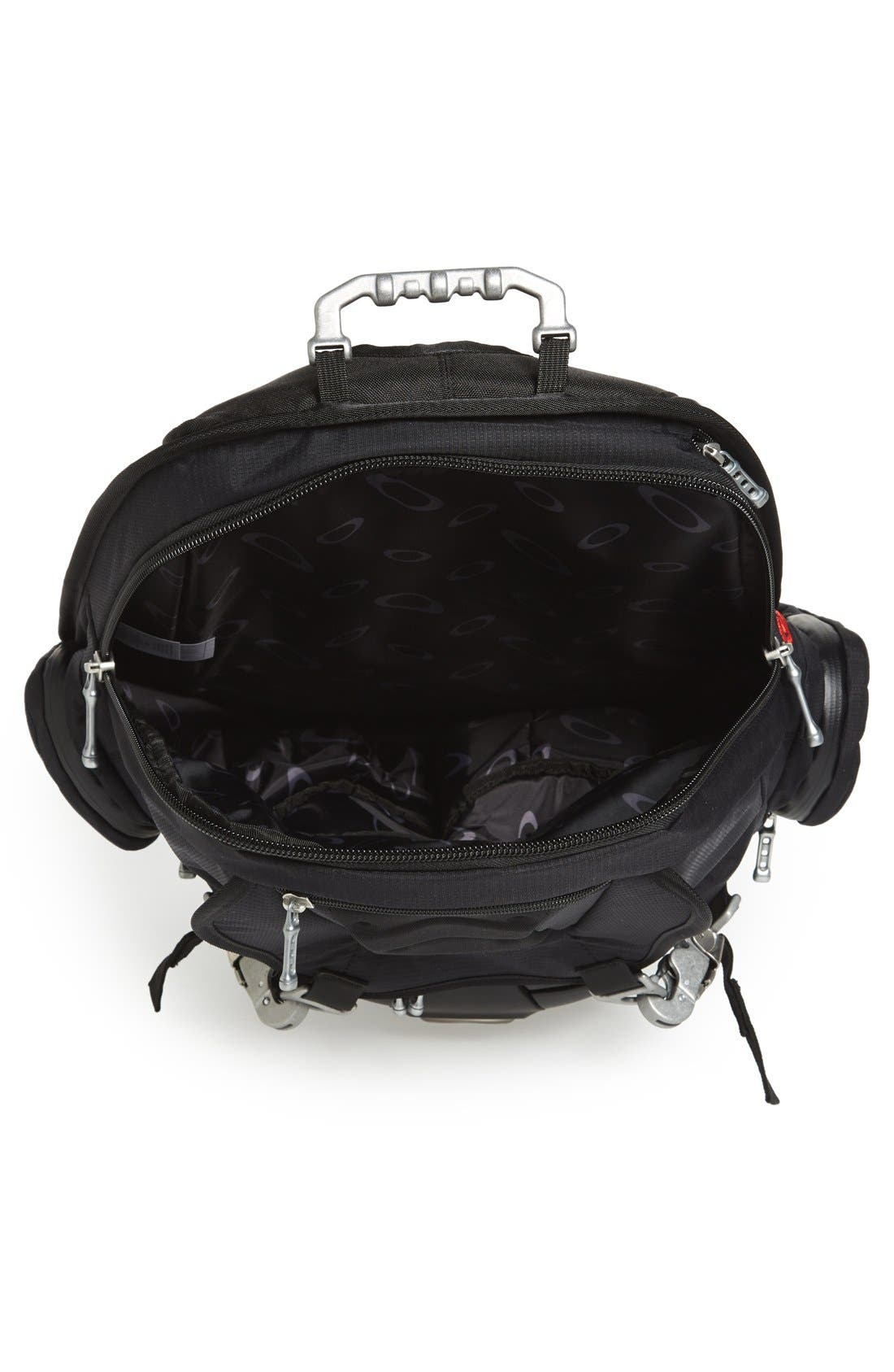 'Lunch Box' Cooler Backpack,                             Alternate thumbnail 4, color,                             001
