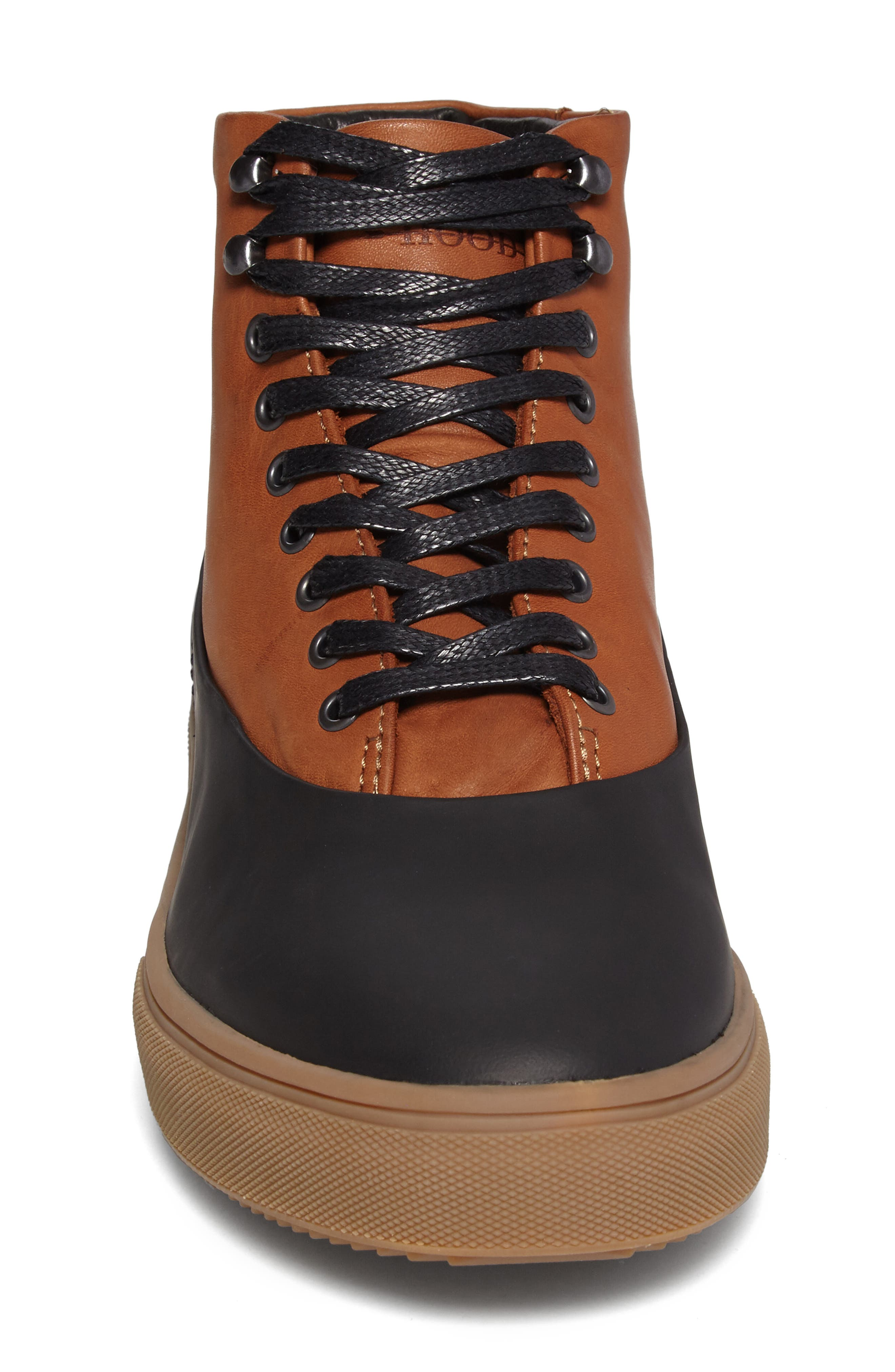 Wayland High Top Sneaker,                             Alternate thumbnail 6, color,
