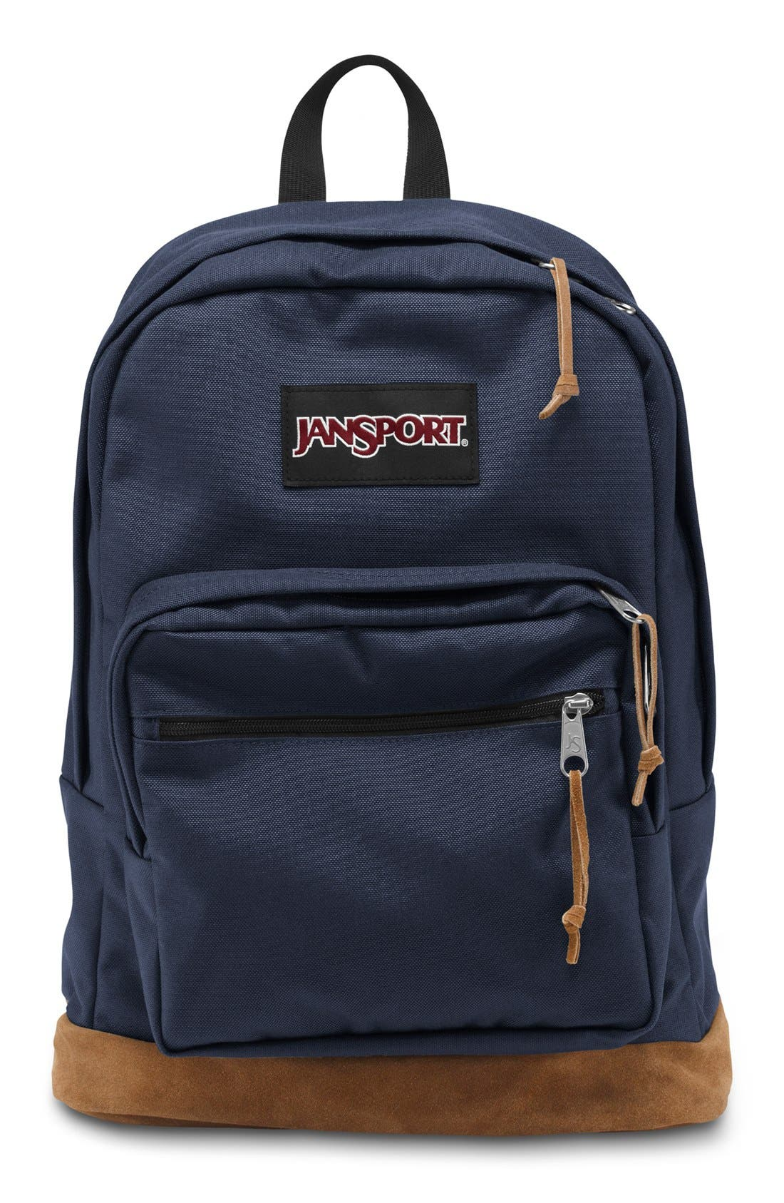 'Right Pack' Backpack,                         Main,                         color, NAVY