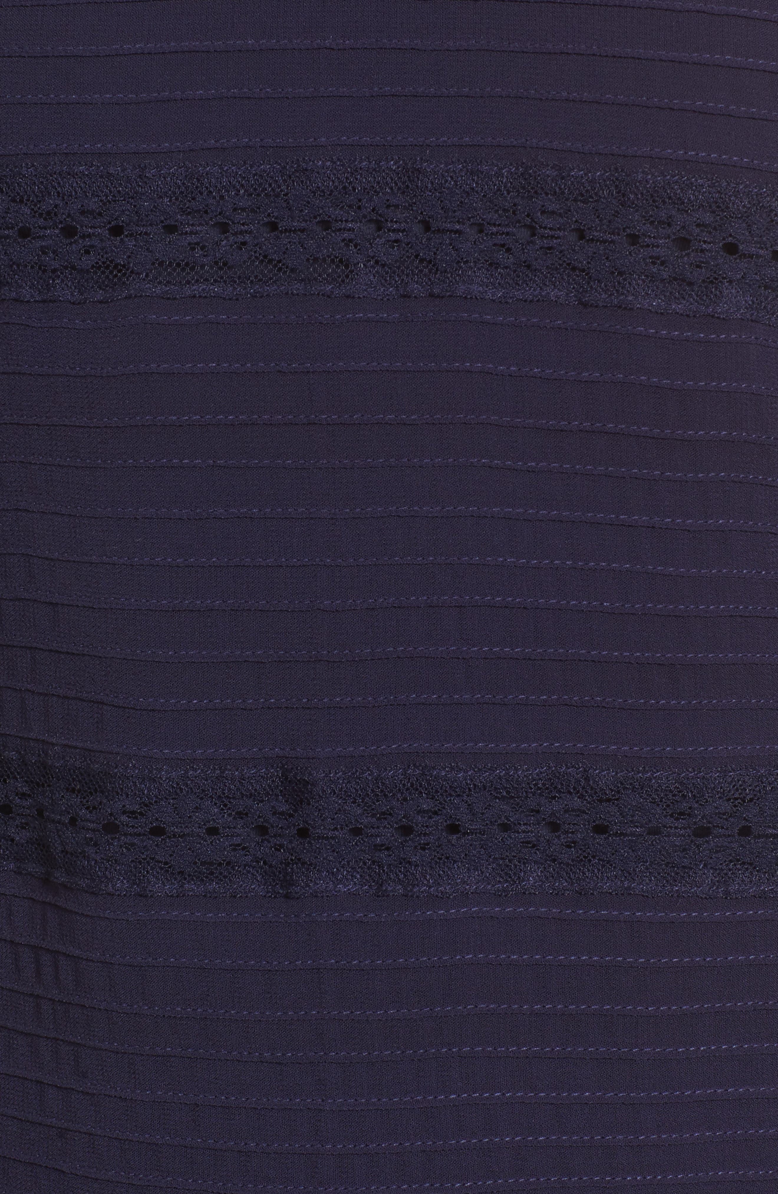 Pintuck & Lace Top,                             Alternate thumbnail 9, color,