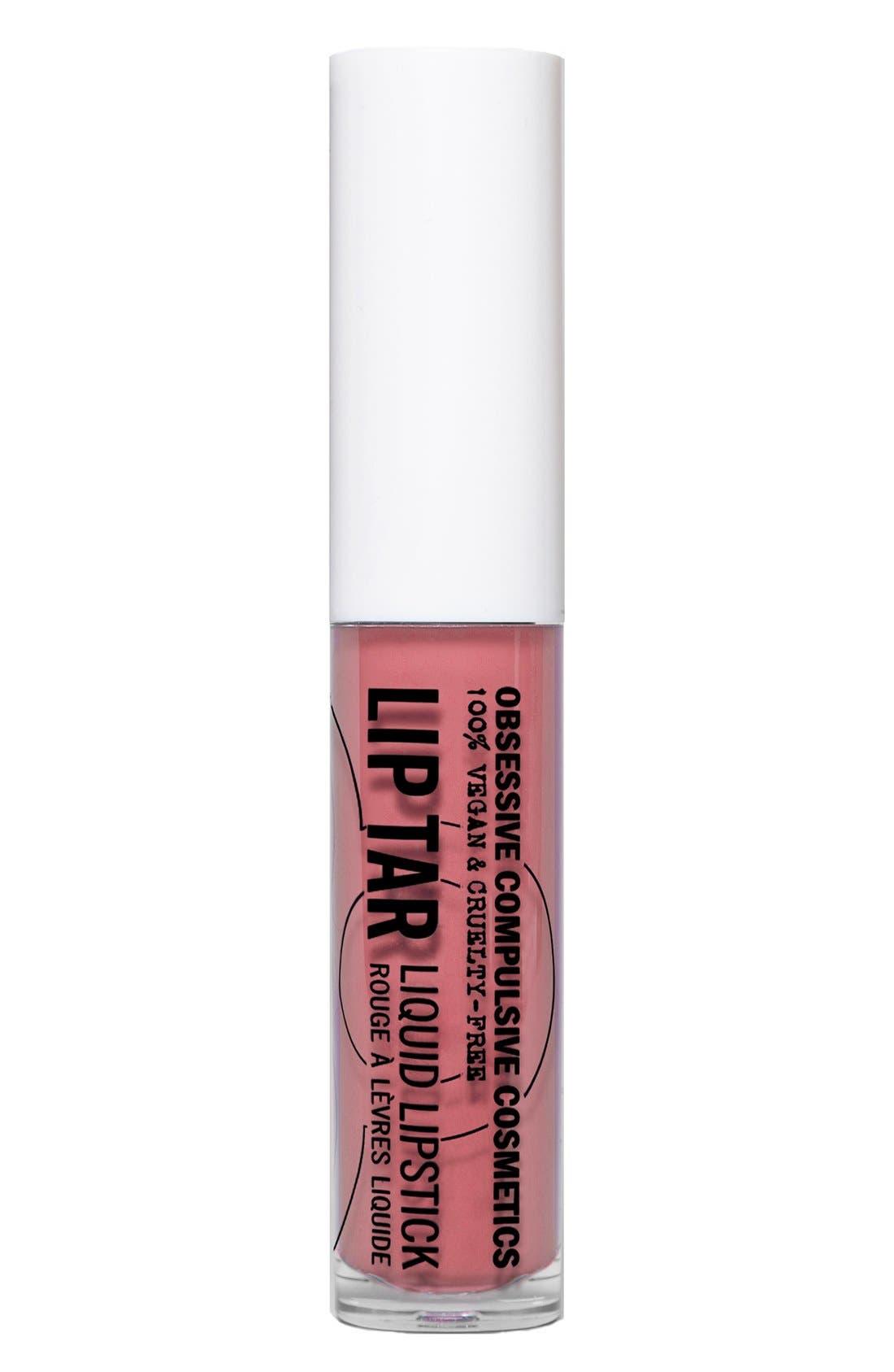 Lip Tar Liquid Lipstick,                             Main thumbnail 1, color,                             MAGNOLIA